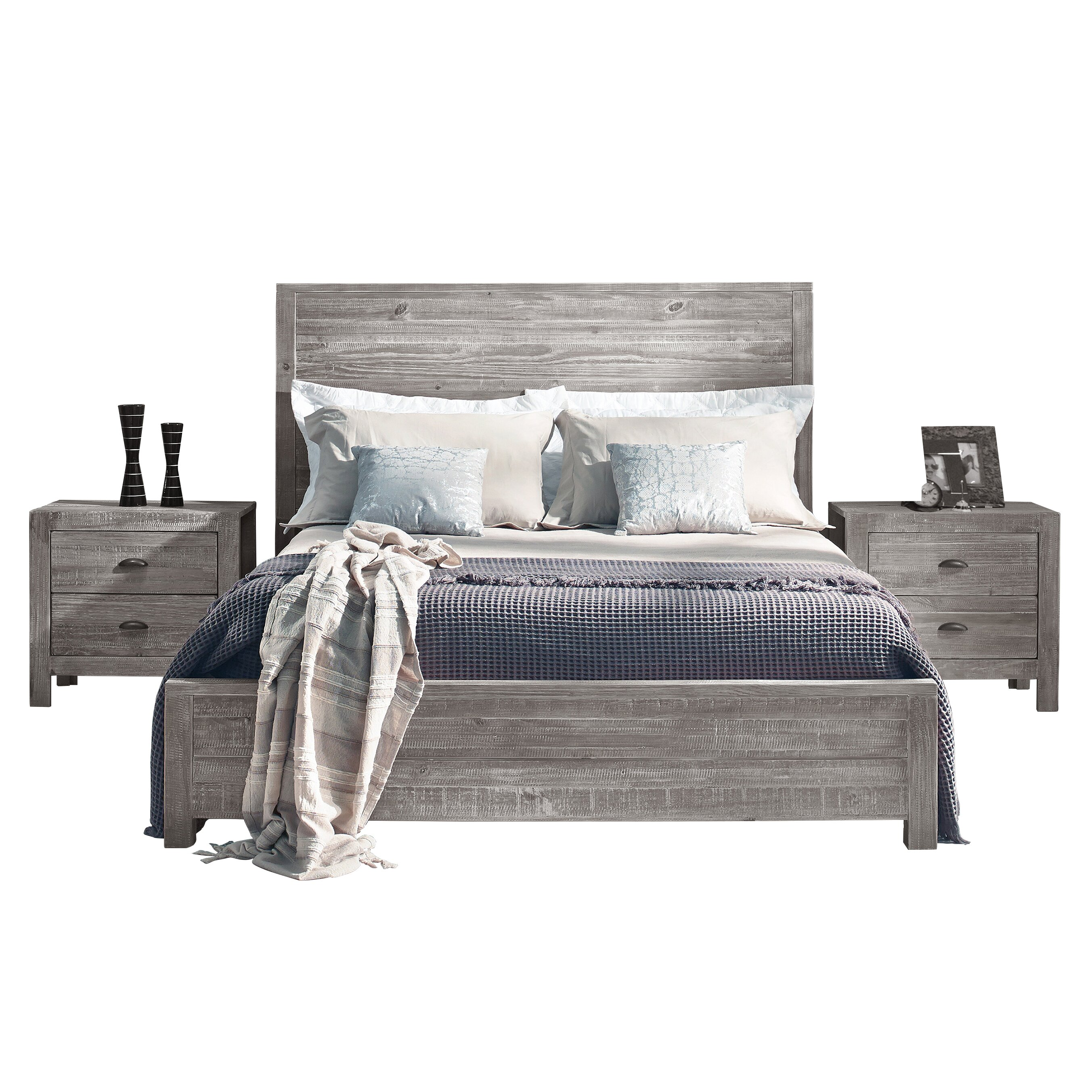 Furniture Furniture Barn Columbia Sc Ideas For Inspiring: Grain Wood Furniture Montauk Platform Bed & Reviews