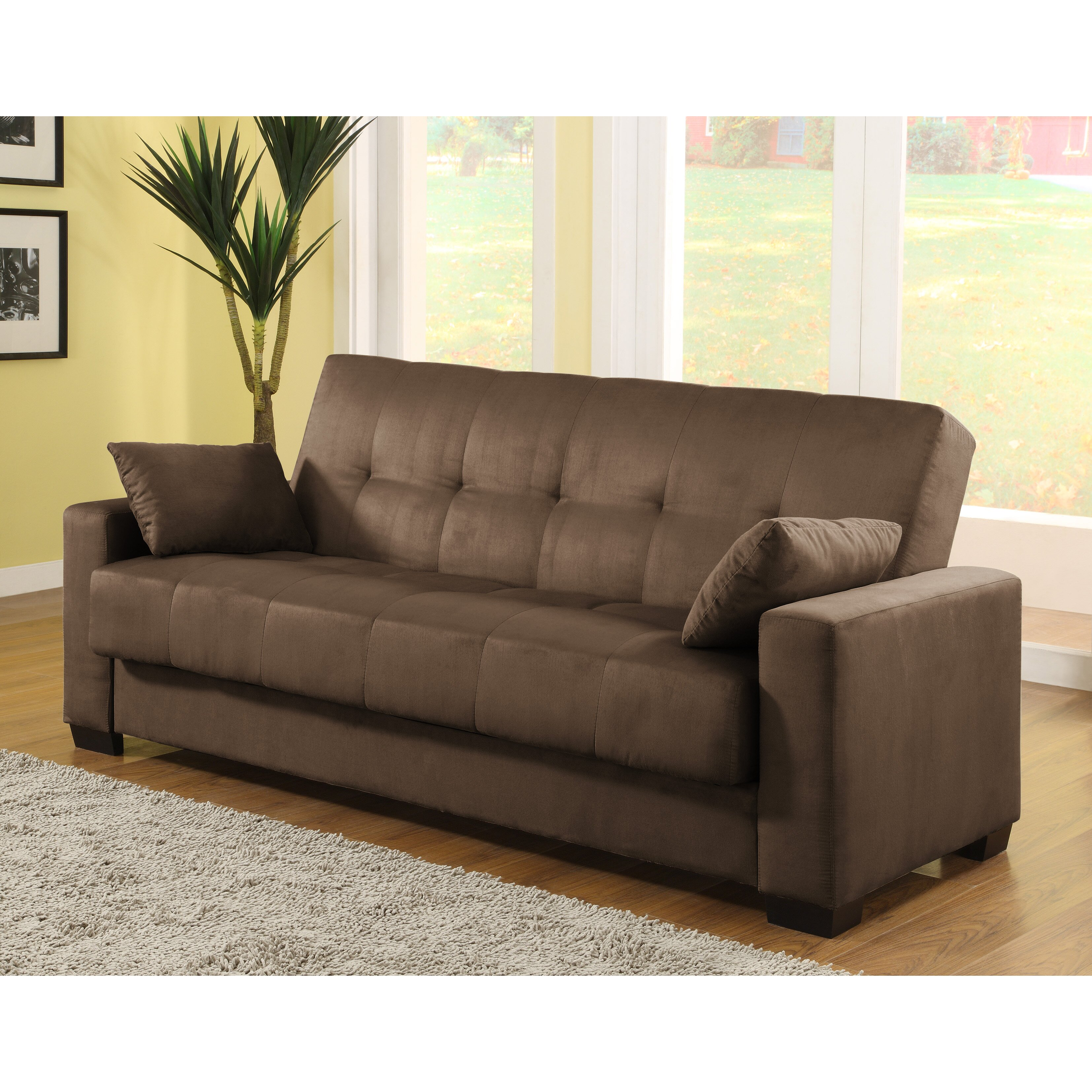 LifeStyle Solutions Casual Convertibles Sleeper Sofa