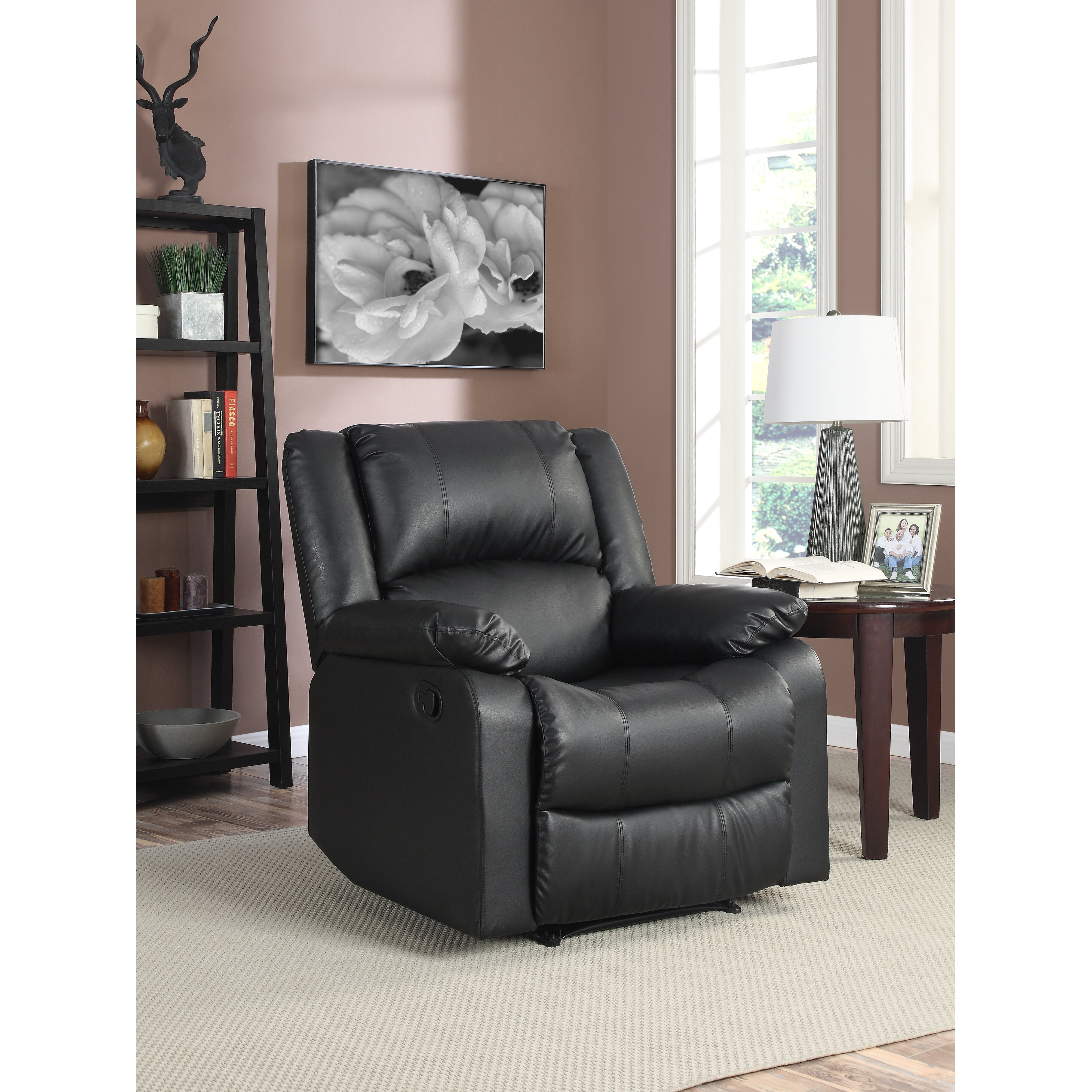 LifeStyle Solutions Warren Recliner