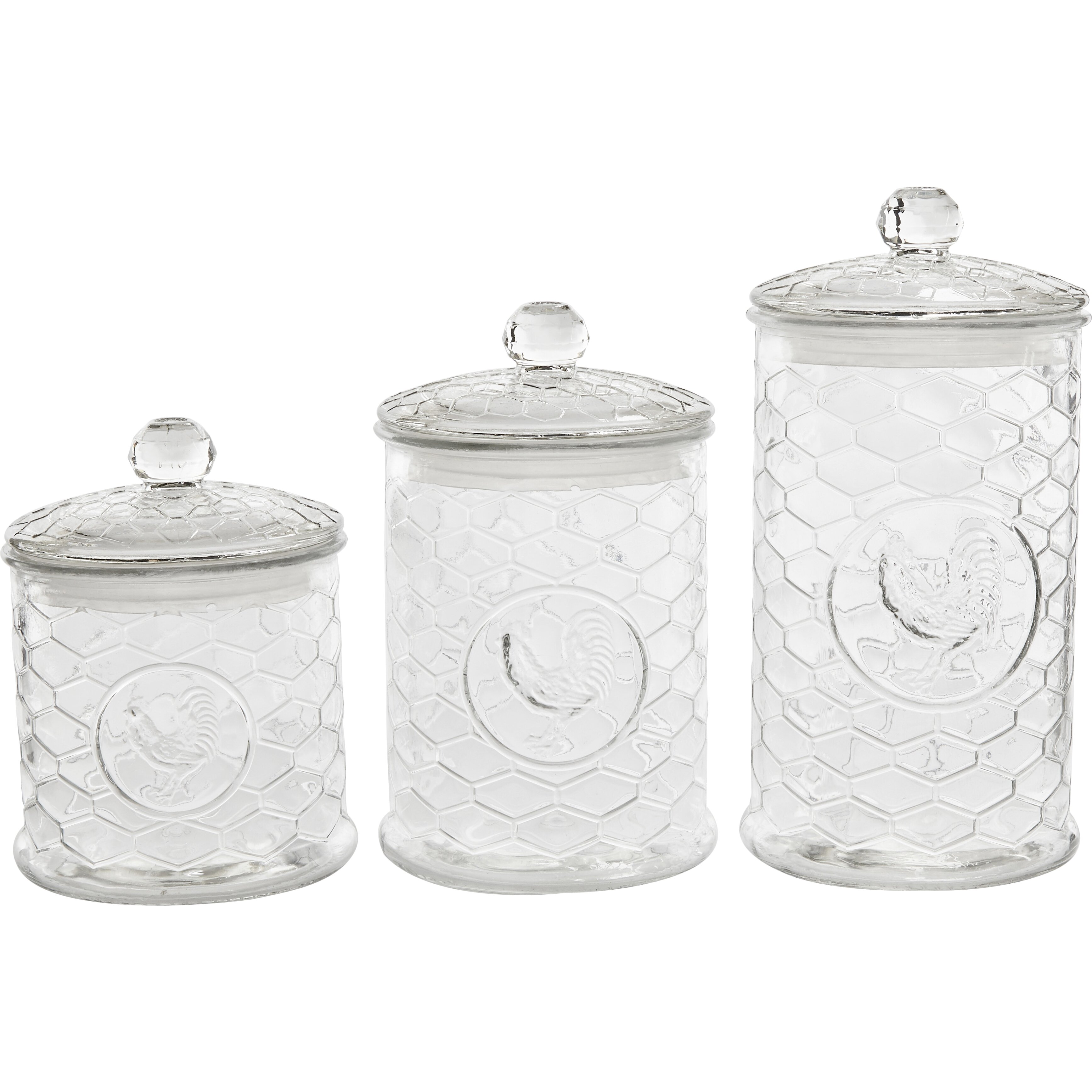 100+ [ Metal Kitchen Canisters ] | Kitchen Essentials Touch Of ...