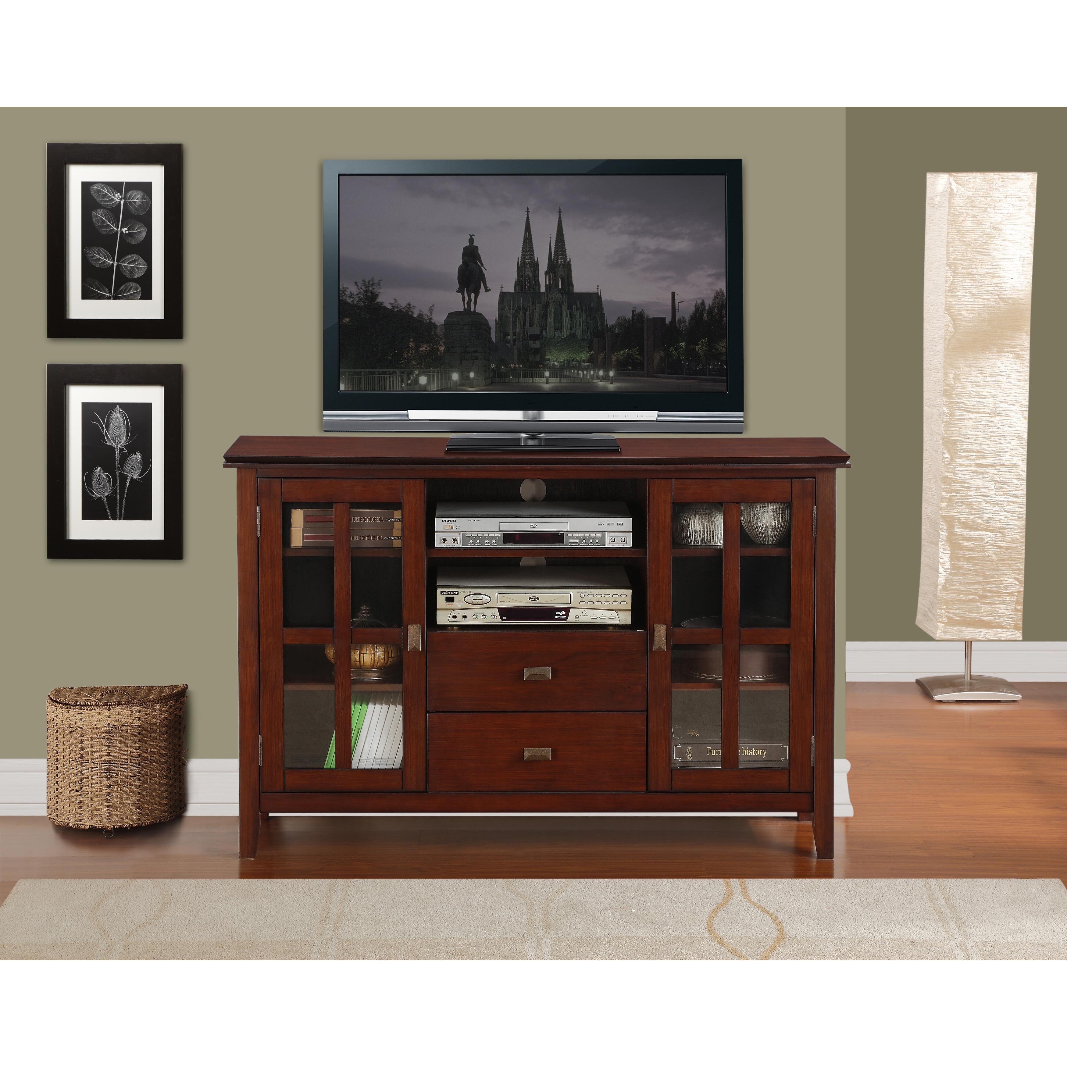 TV Stands for 55 59 Inch TVs You39ll Love Wayfair
