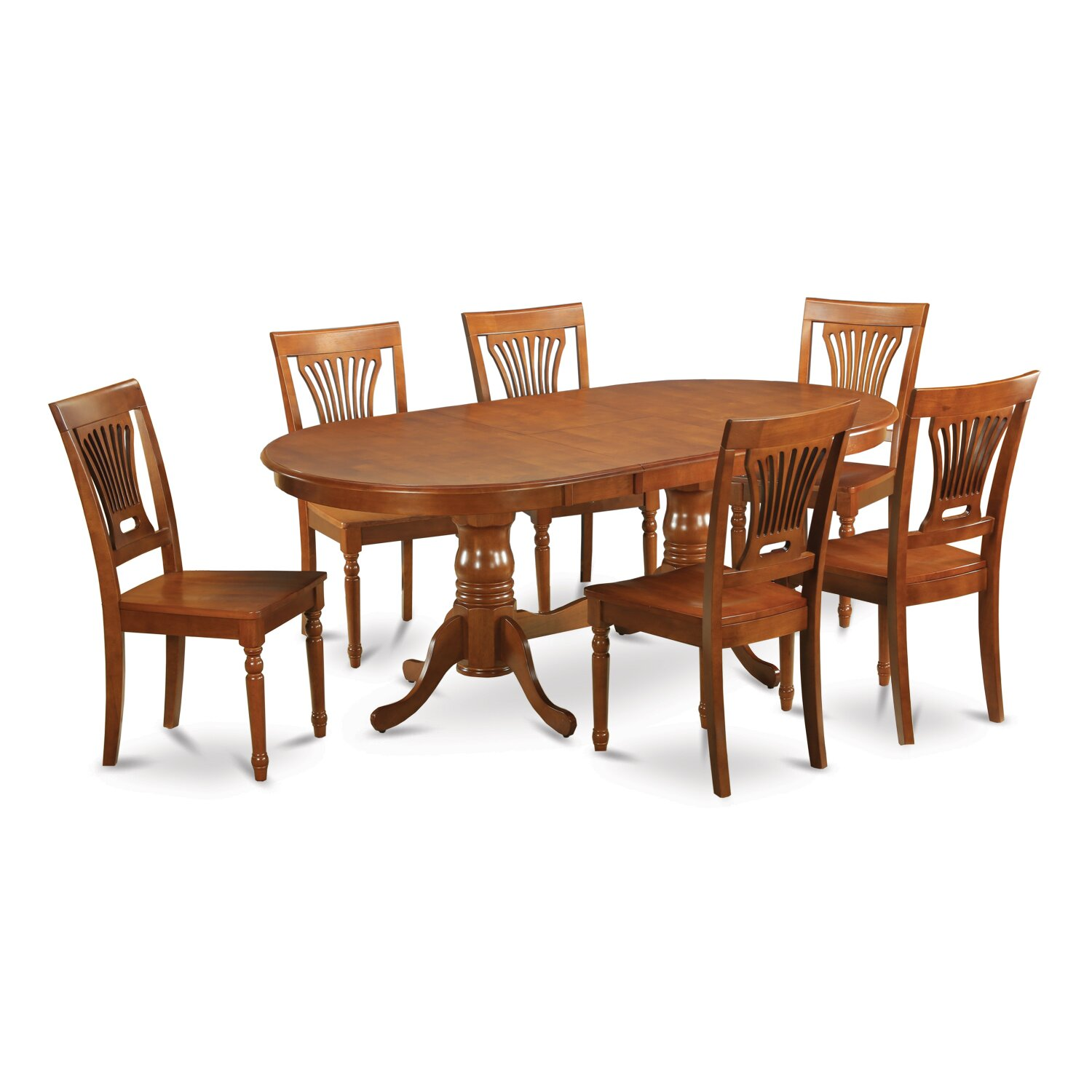 Darby Home Co Germantown 7 Piece Dining Set Reviews Wayfair .