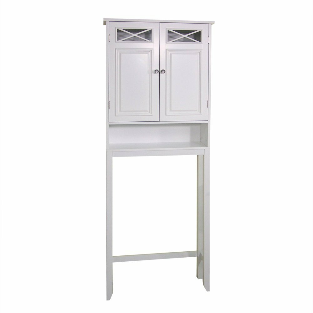 Over The John Storage Cabinet Over The Toilet Storage Cabinets Bathroom Etagere Youll Love