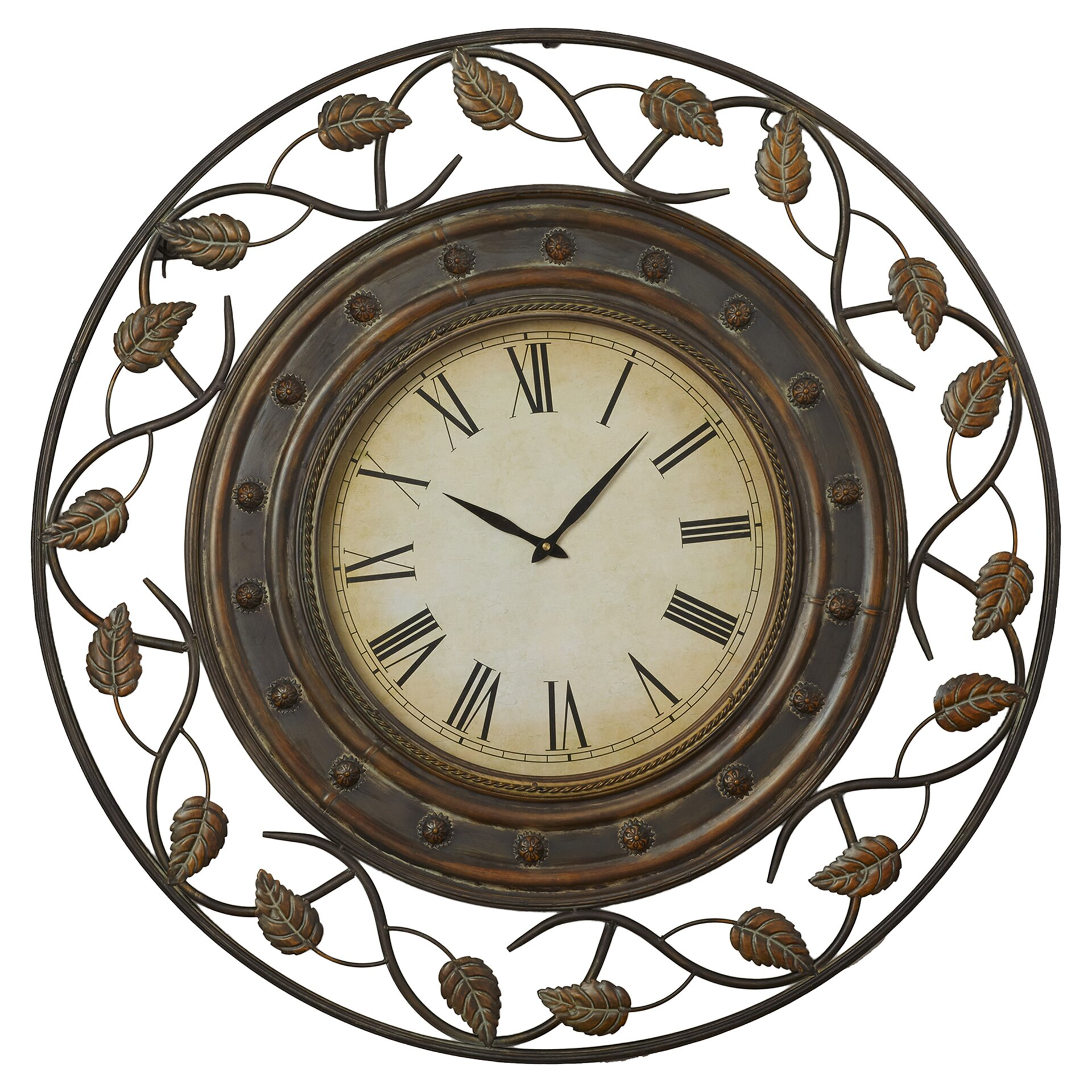 36 wall clock choice image home wall decoration ideas decorative wall clock roselawnlutheran darby home cou0026reg cleffort 36 decorative wall clock amipublicfo choice image amipublicfo Choice Image