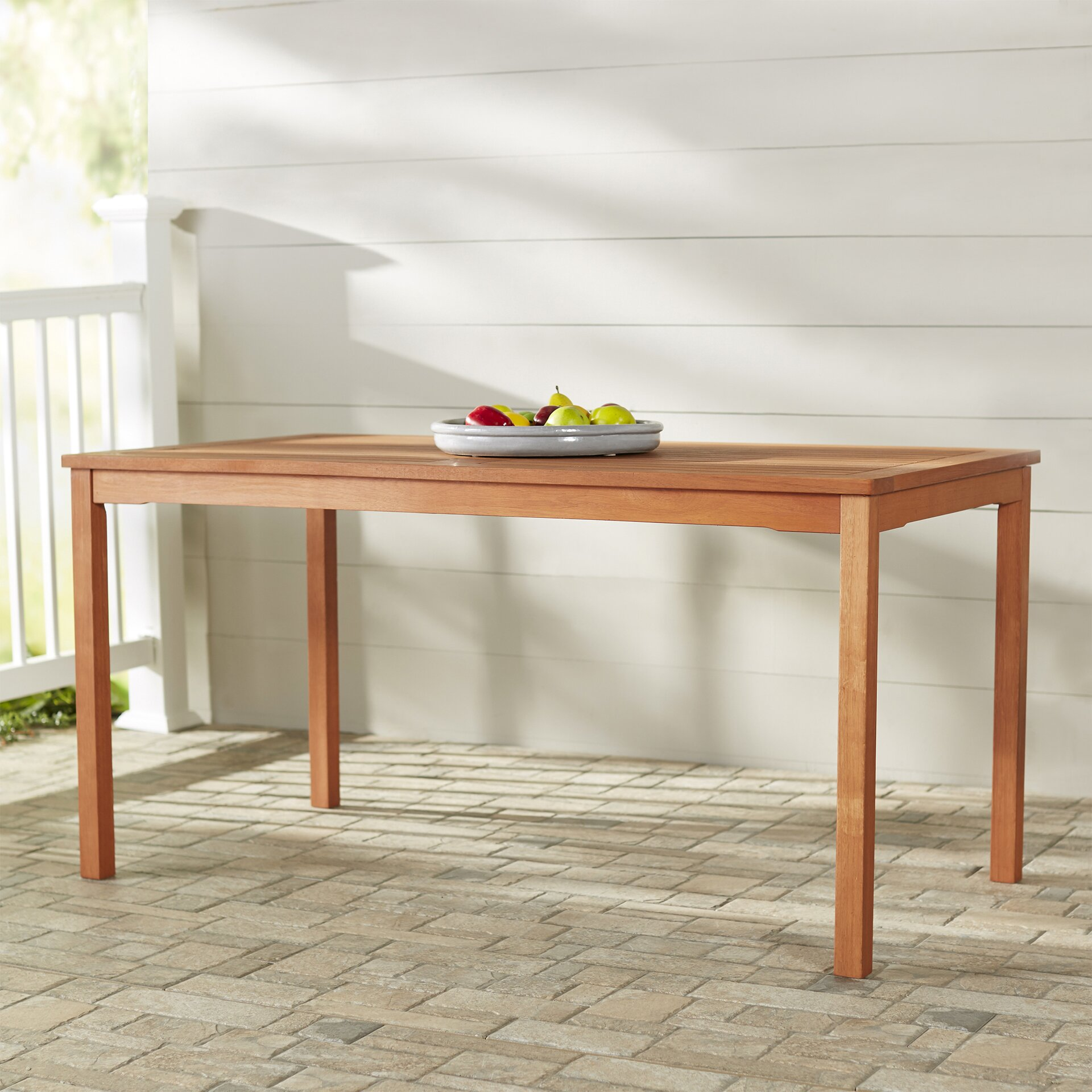 Dining Table Co Darby Home Co Ehlert Rectangular Dining Table Reviews Wayfair