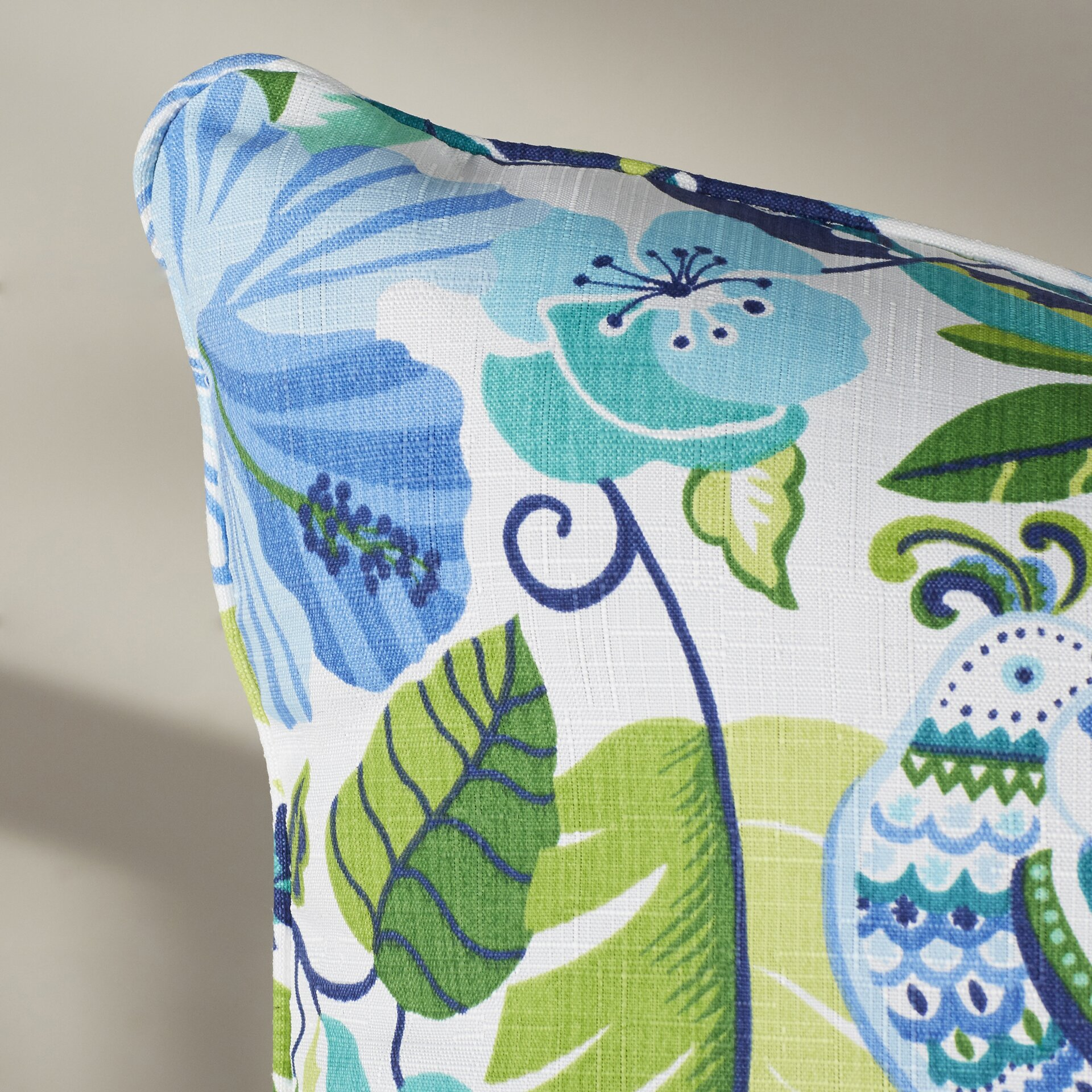 Darby Home Co 2 Piece IndoorOutdoor Chair Cushion Set Reviews – 2 Piece Outdoor Chair Cushions