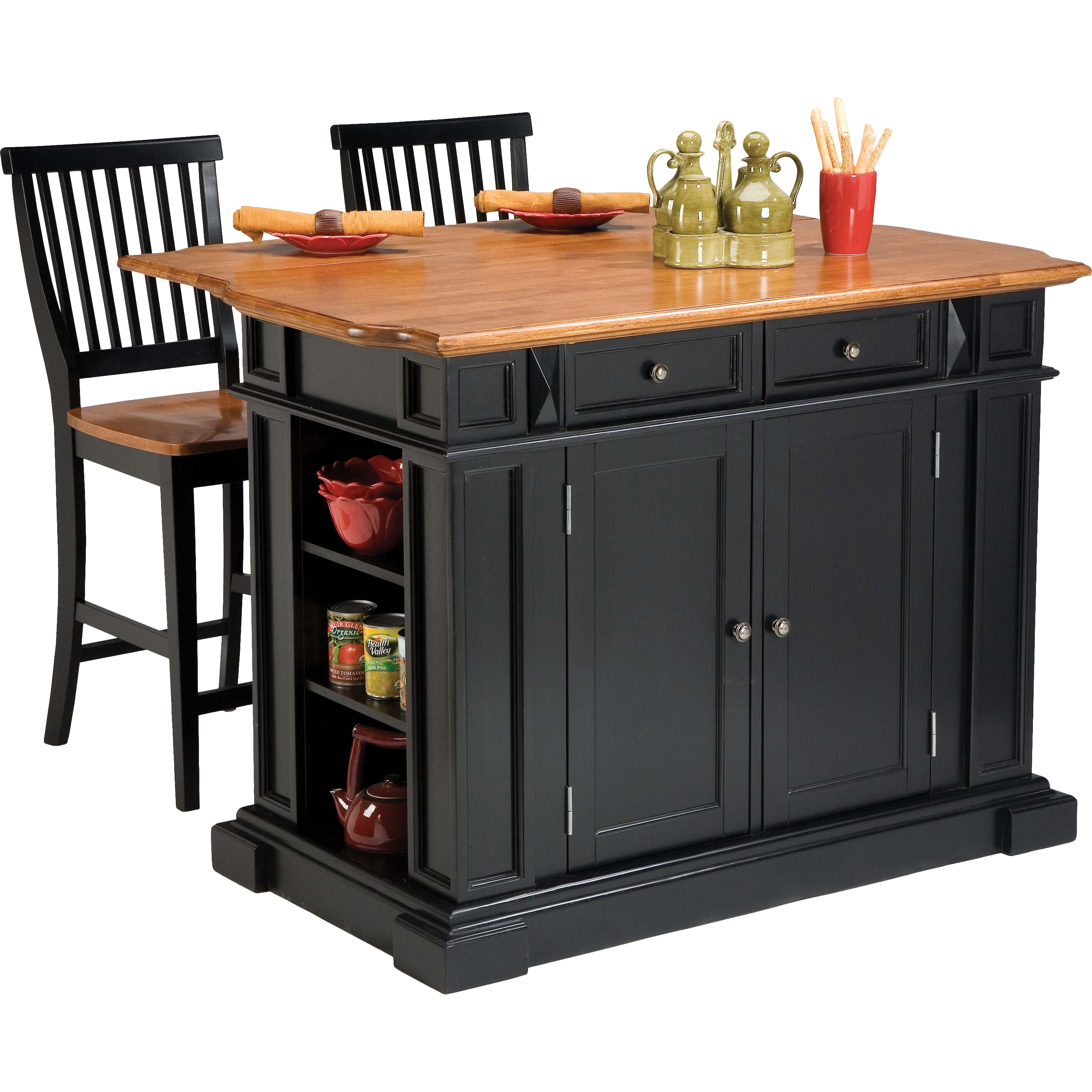 Rolling Kitchen Island Table Kitchen Islands Carts Youll Love Wayfair