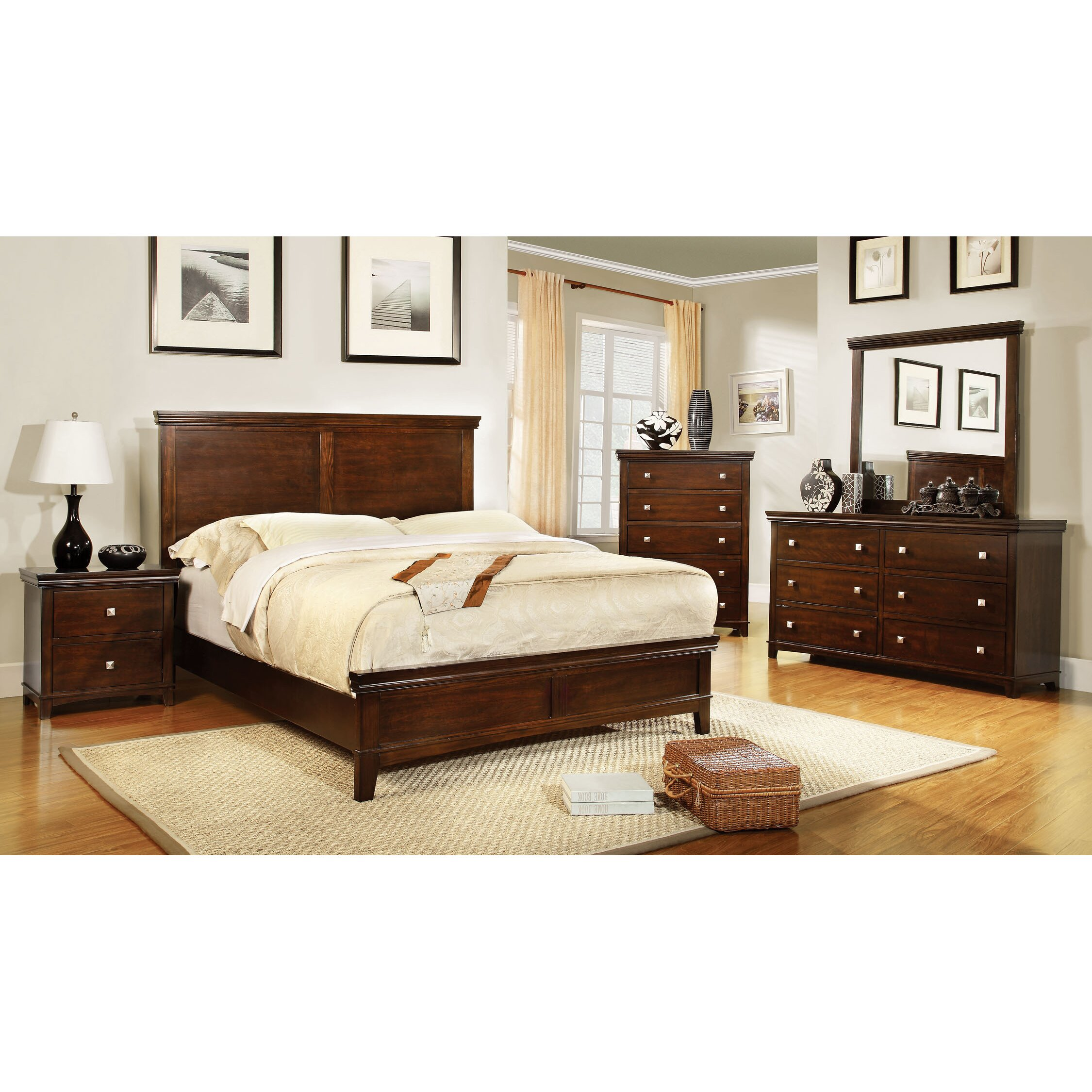 Laguna Bedroom Set - Home Design