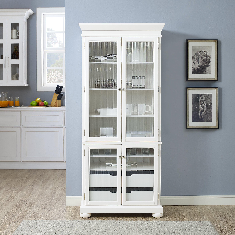 Co colour coordinated bookshelf - Darby Home Co Reg Pottstown Kitchen Pantry