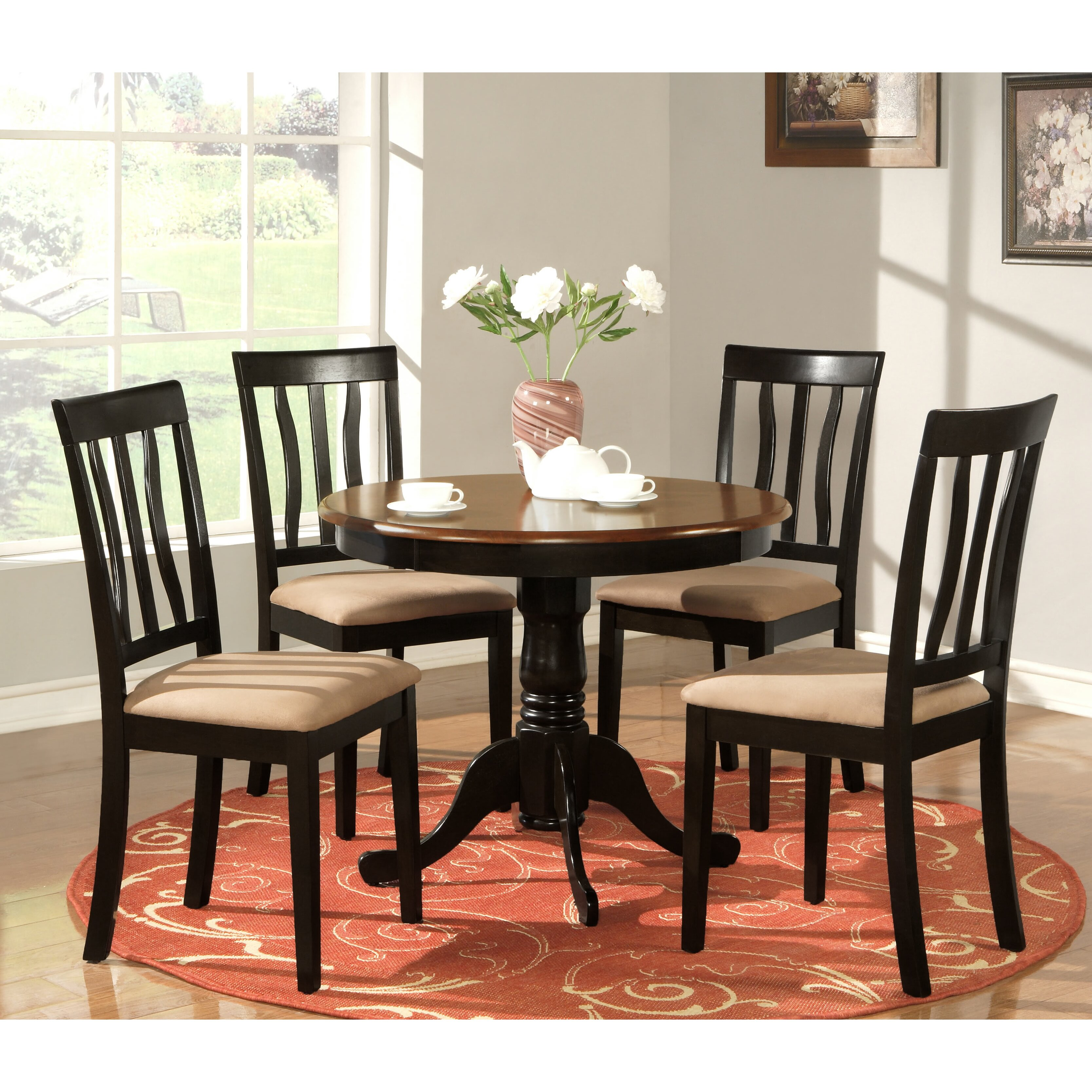 Round Kitchen Table Round Kitchen Dining Tables Youll Love Wayfair