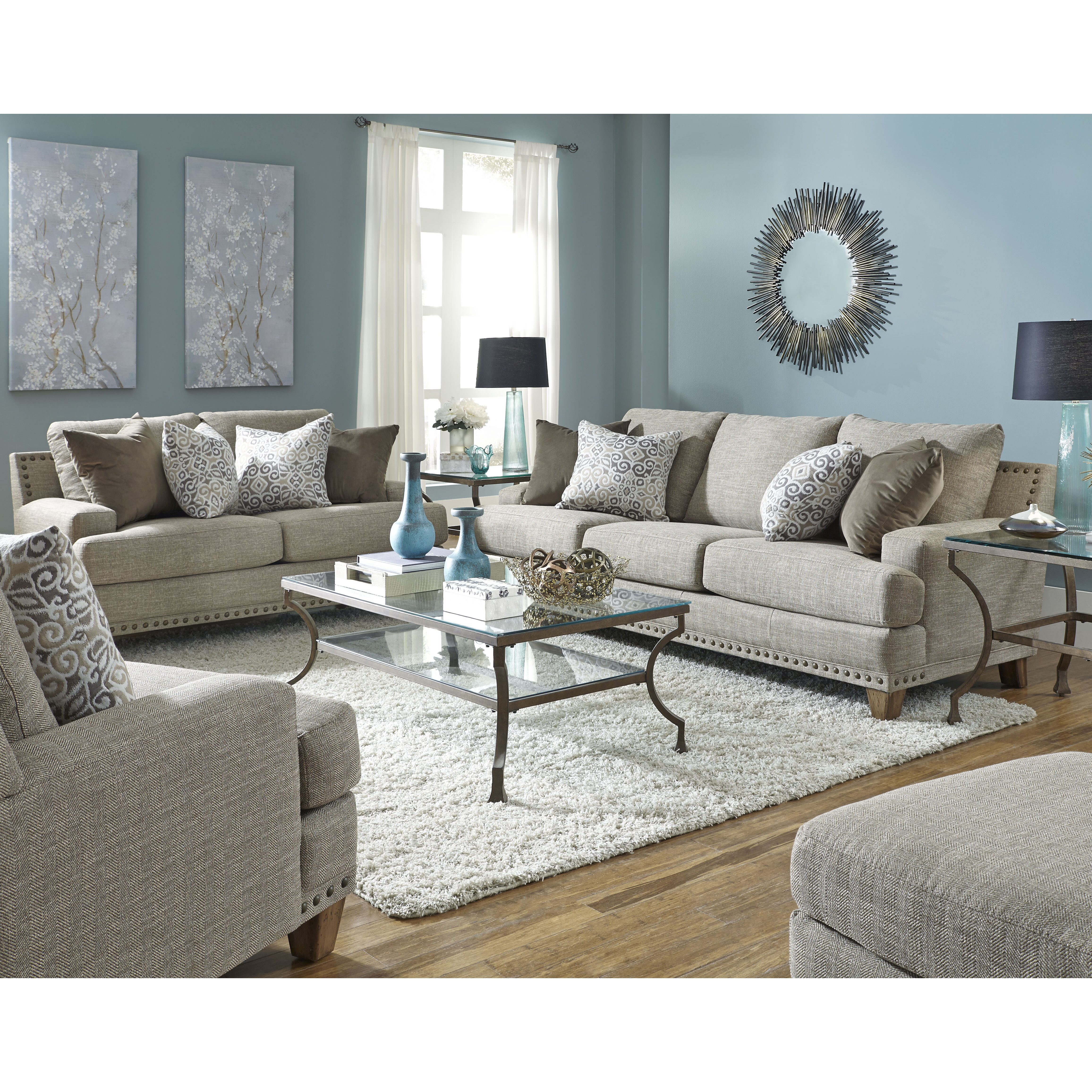 Quick view crownfield living room collection