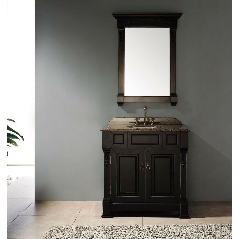36 single antique black bathroom vanity set reviews