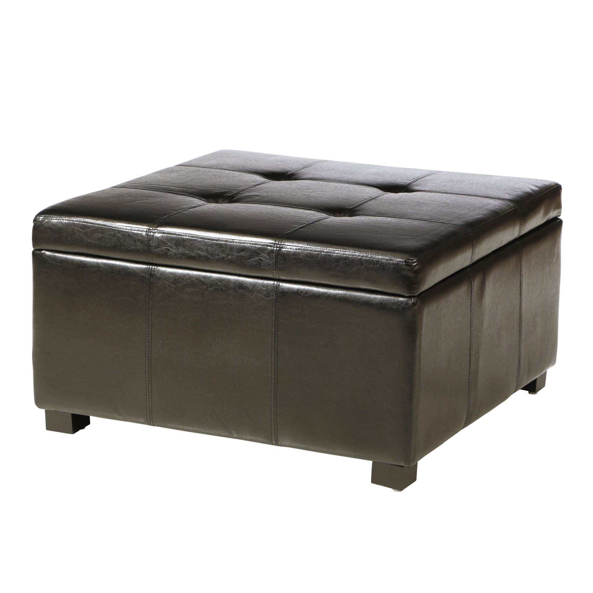 Kitchener Surplus Furniture Alcott Hill Cottenham Storage Ottoman Reviews Wayfair