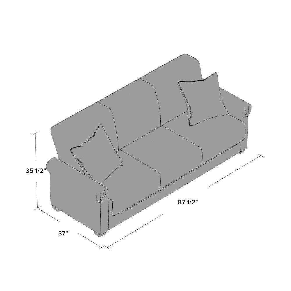 Tandem Sleeper Sofa