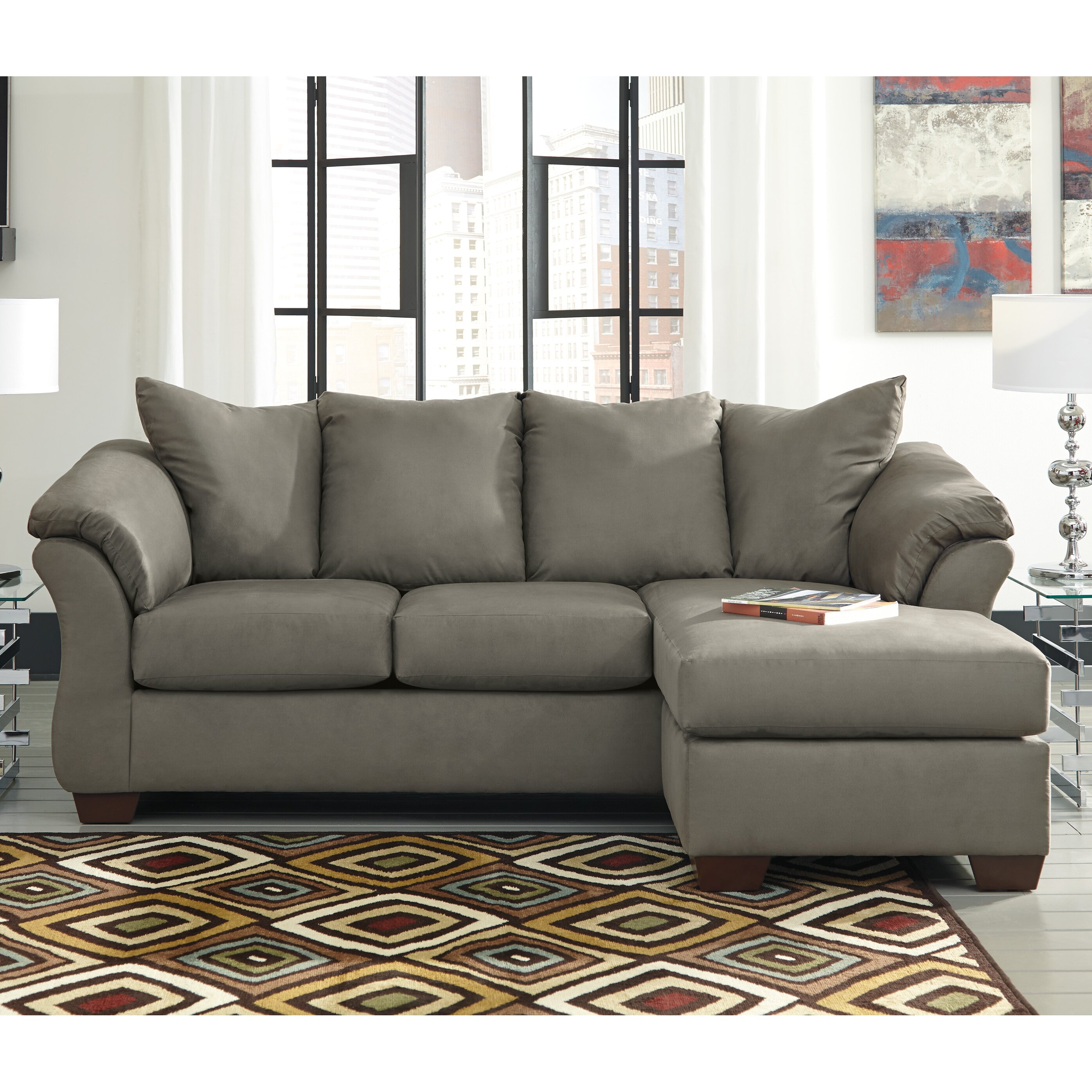 ashley furniture darcy sectional