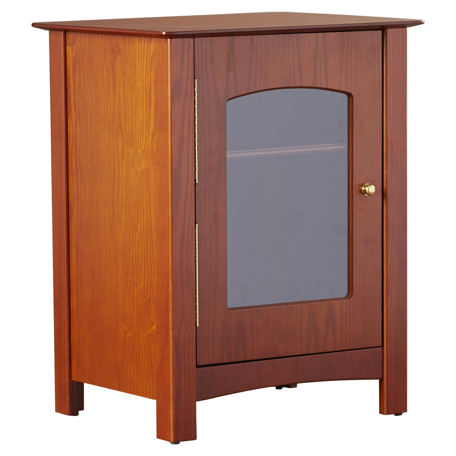 charlton home leigh audio cabinet stand review