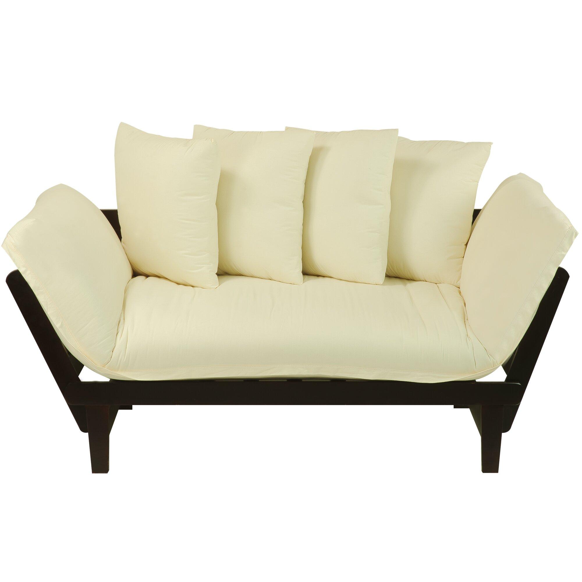 outdoor futon lounger