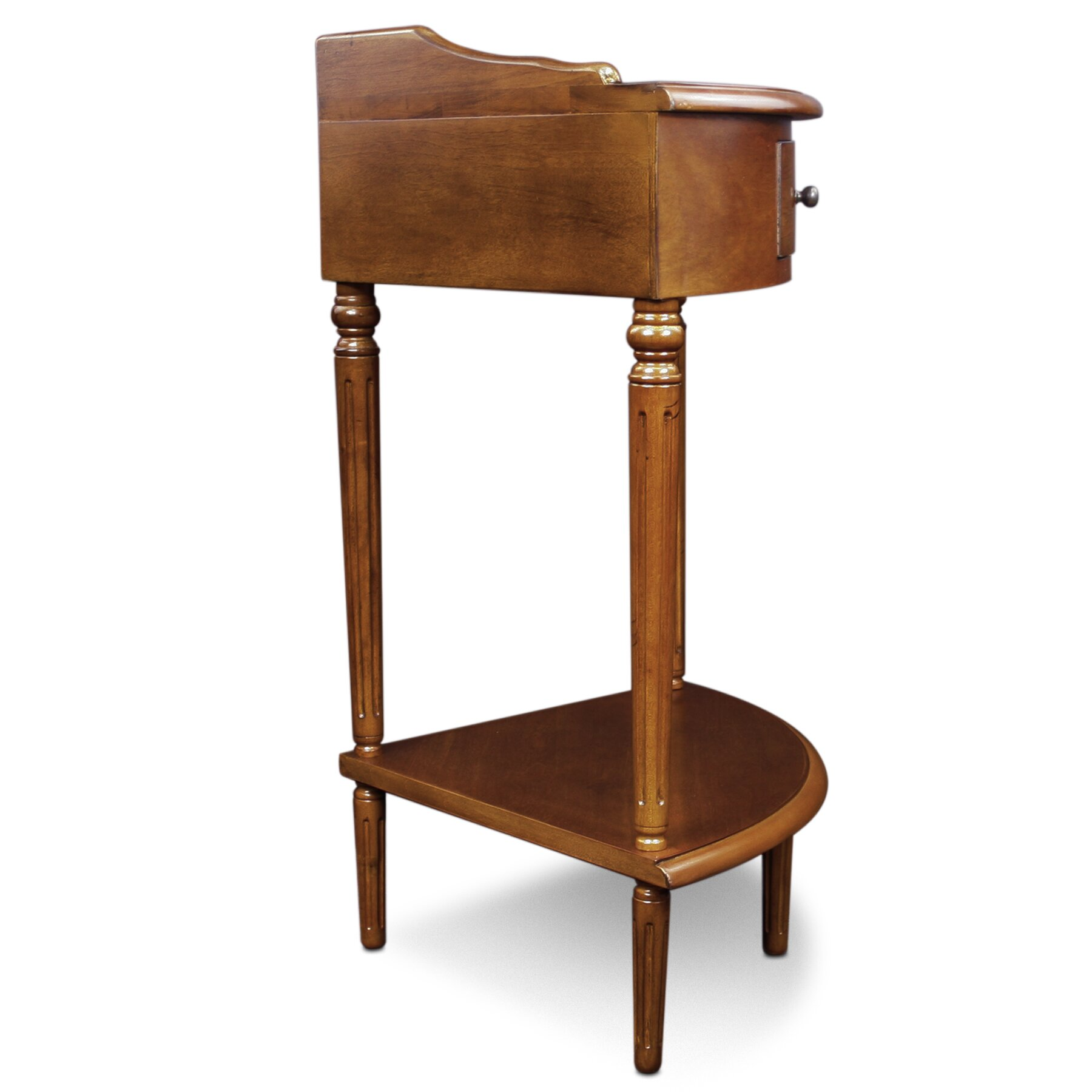 Apple Valley Kitchen Cabinets Charlton Home Apple Valley Corner Plant Stand Reviews Wayfair