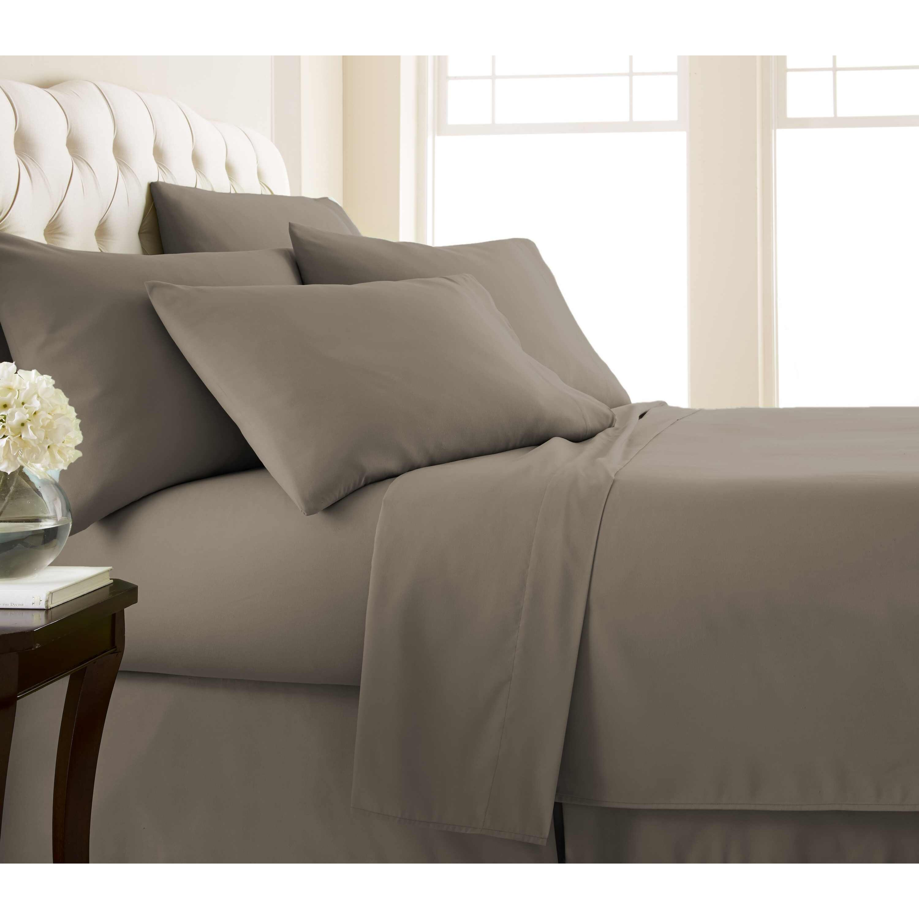 Extra deep pocket queen fitted sheets - Charlton Home Reg Berrylawn Extra Deep Pocket Sheet Set