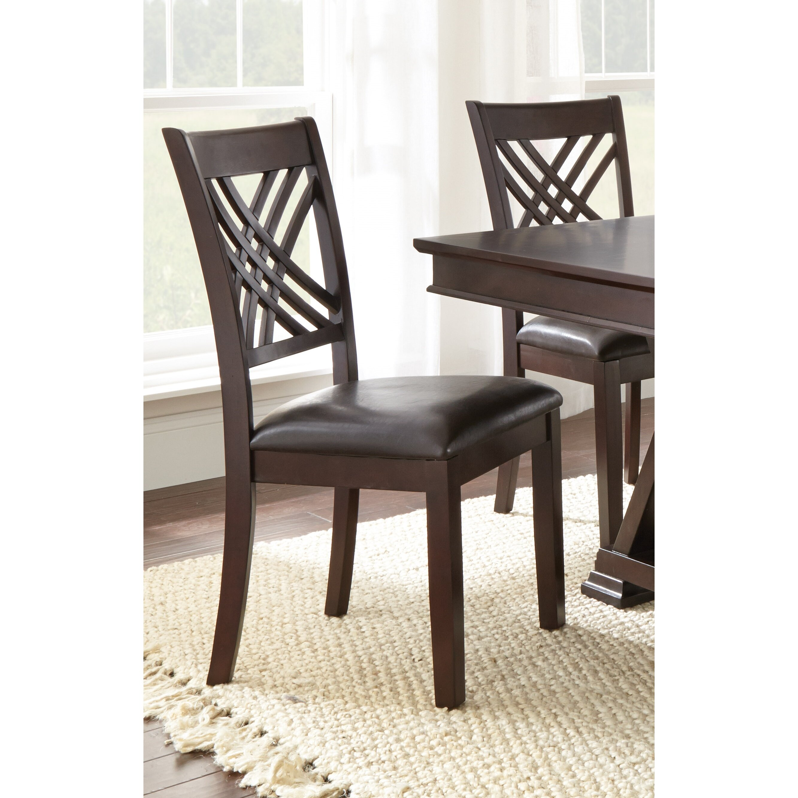 Bradding Natural Stonewash  Piece Dining Set With Armchairs Nine - 9 piece dining room sets