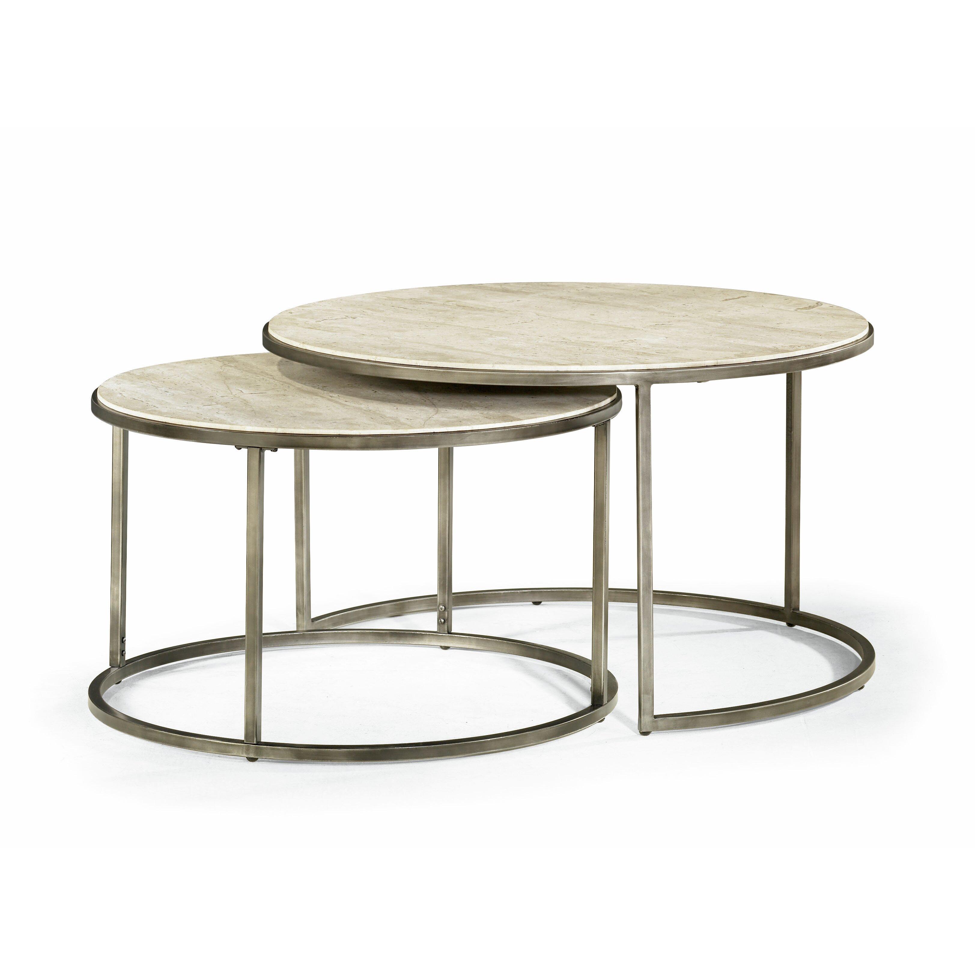Stools Brayden Studio Reg Masuda Nesting Coffee Table