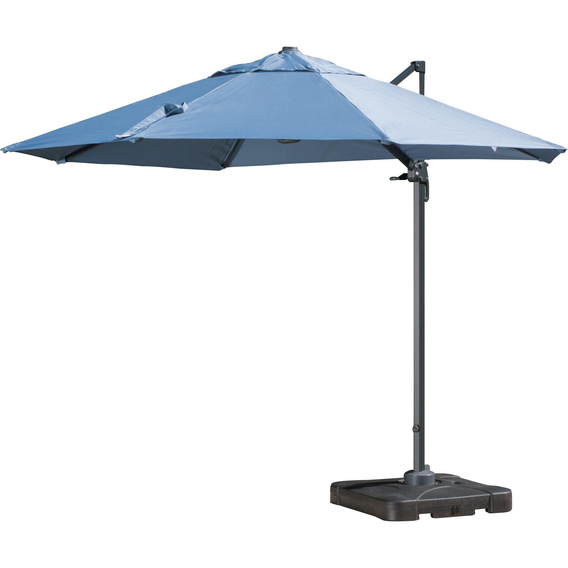 Brayden Studio 10 Cantilever Umbrella Amp Reviews Wayfair Ca