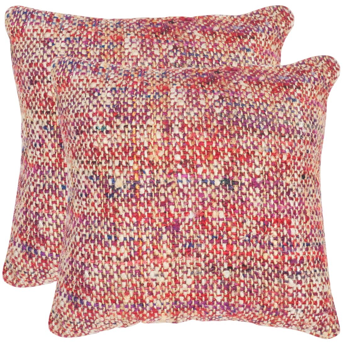 brayden studio longoria silk throw pillow  reviews  wayfair - brayden studioreg longoria silk throw pillow
