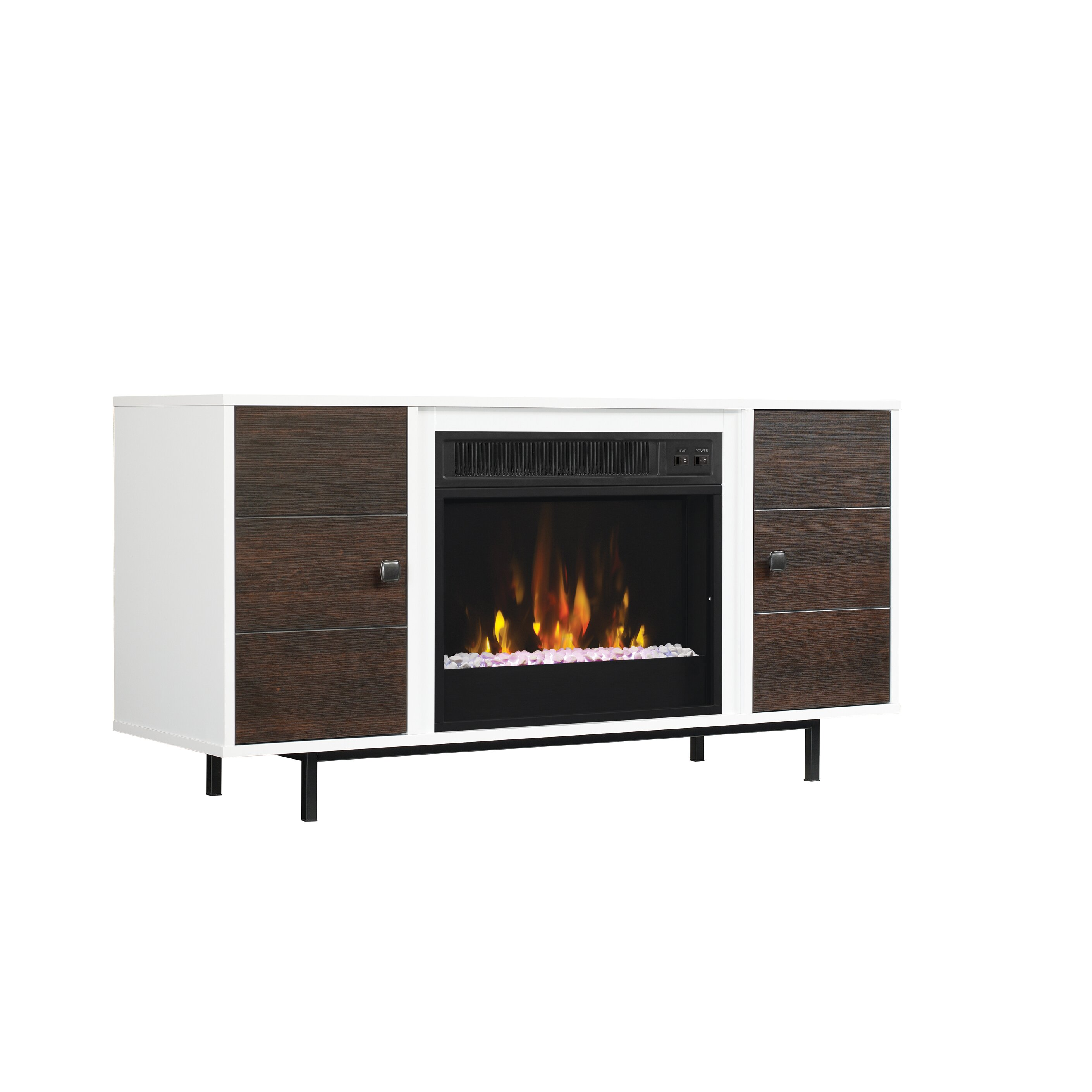 electric fireplace tv stand fireplace ideas