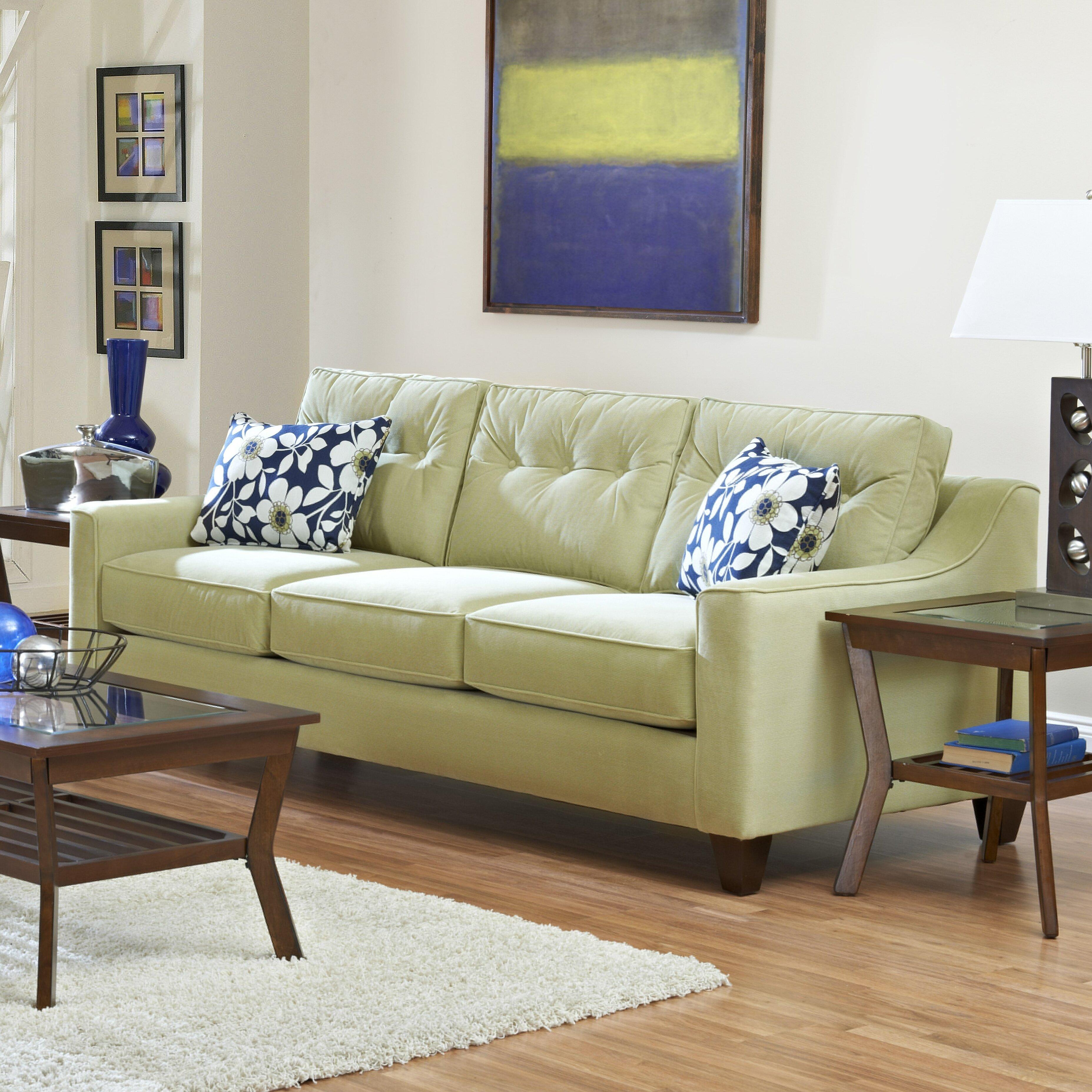 Wayfair Living Room Furniture Brayden Studio Bencomo Sofa Reviews Wayfair