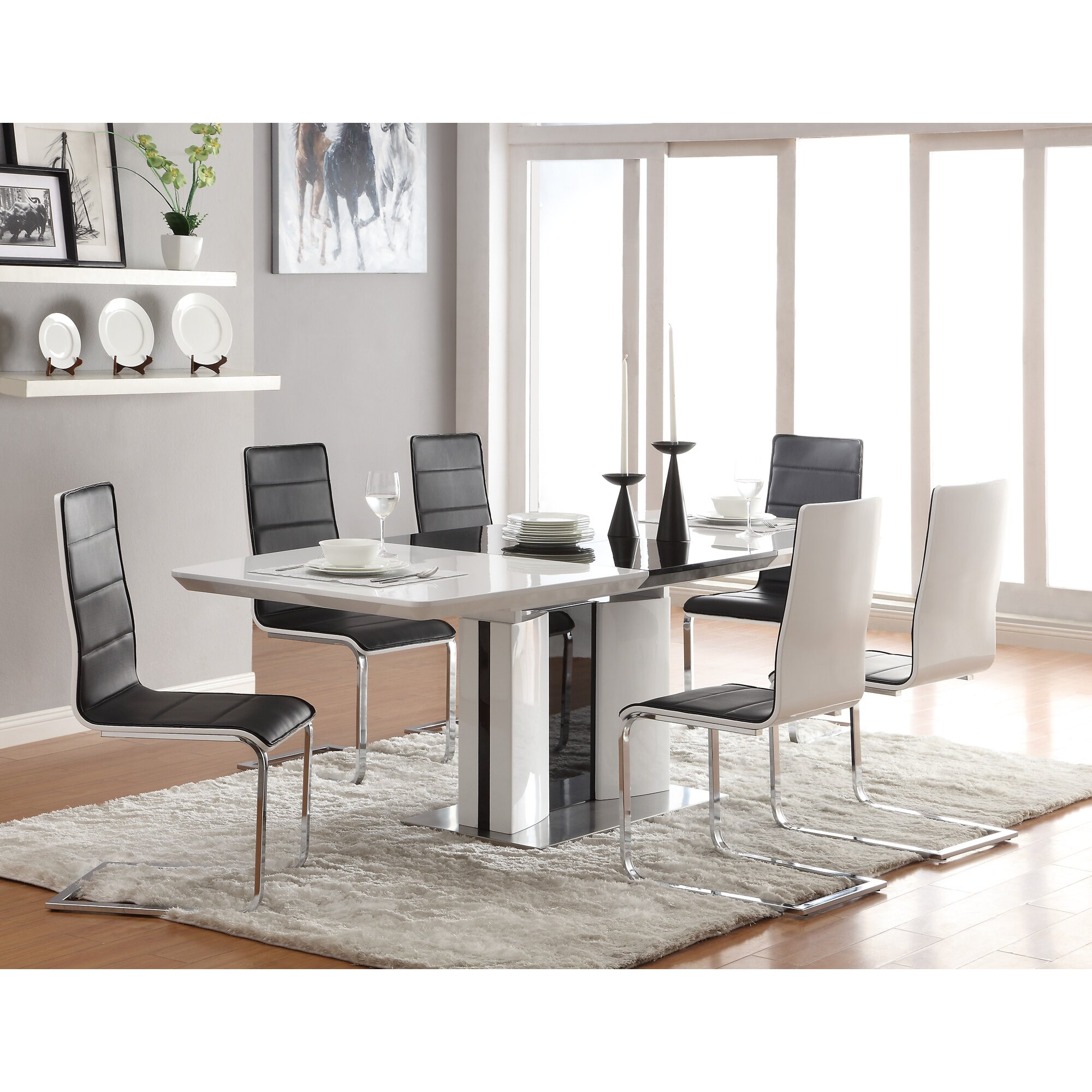 Superior Acrylic Dining Room Tables ~ Ktvb.us