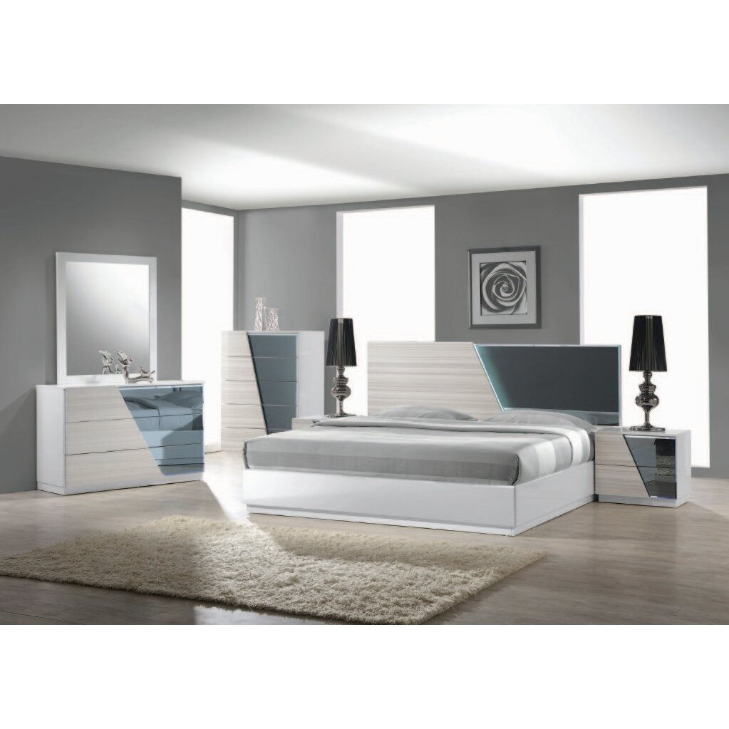 Modern Contemporary Bedroom Furniture Modern Contemporary Bedroom Sets Allmodern