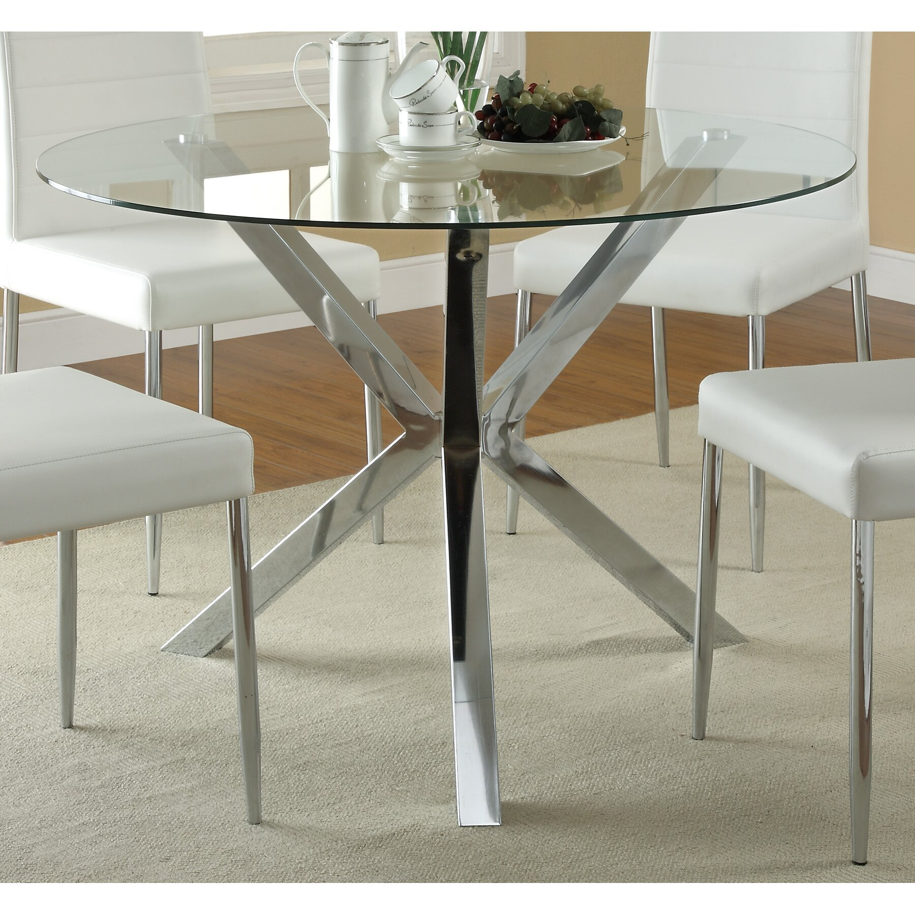 Kitchen Dining Table Pedestal Kitchen Dining Tables Youll Love Wayfair
