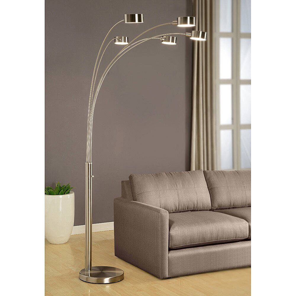 Arc floor lamp dining table - Alisson 88 Tree Floor Lamp