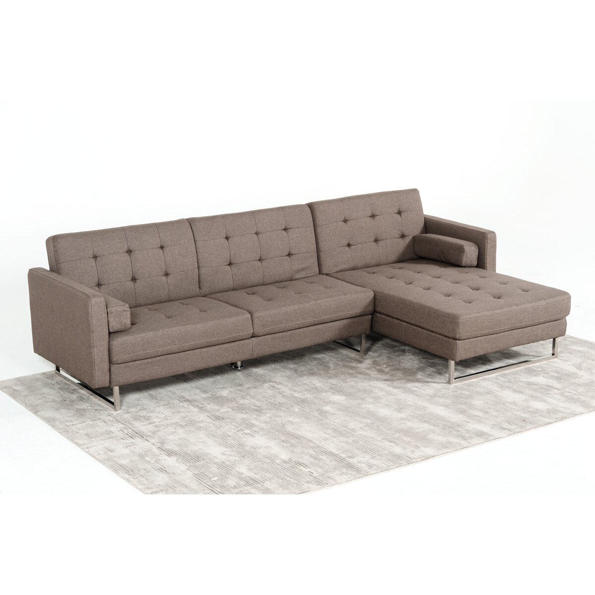 Most comfortable sectional sofa - Alsatia Sleeper Sectional