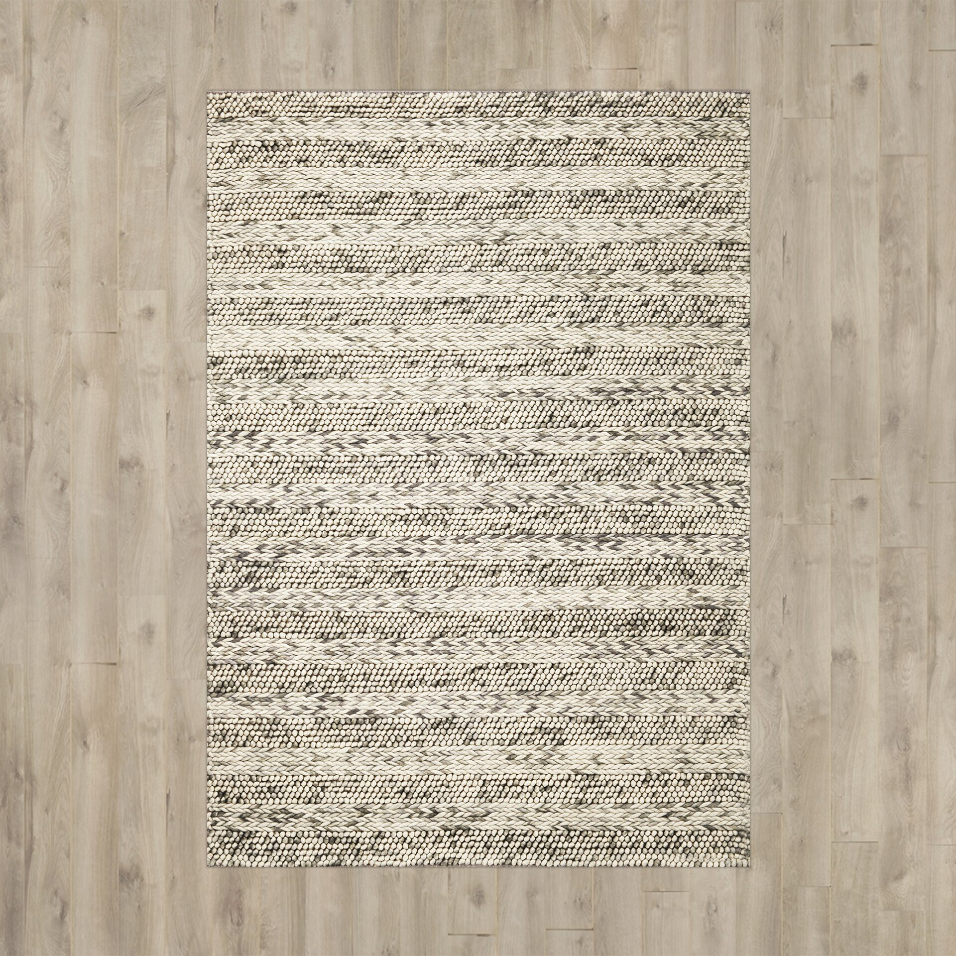 Corrigan Studio Naperville Grey Rug Amp Reviews Wayfair