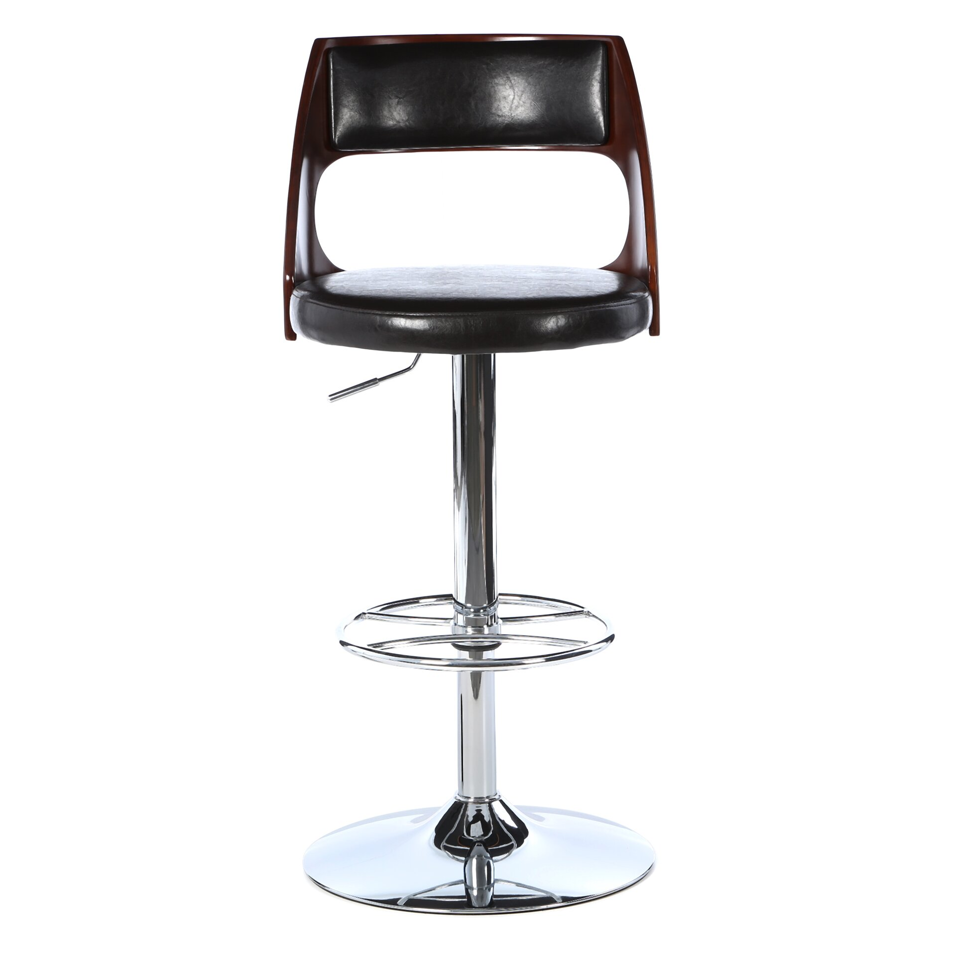 Conejara Adjustable Height Swivel Bar Stool Amp Reviews