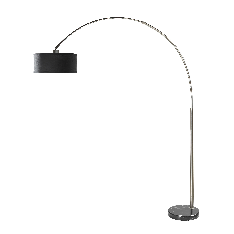 Langley Street Maui 81 Quot Arched Floor Lamp Amp Reviews Wayfair