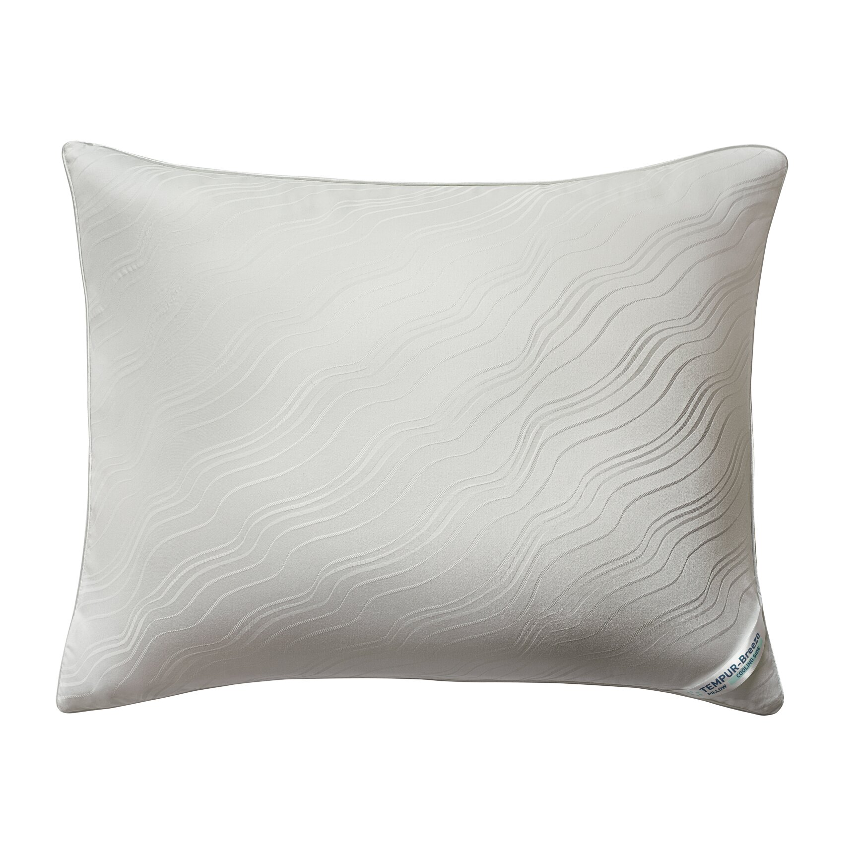 Tempur-Pedic Breeze Memory Foam Pillow & Reviews Wayfair
