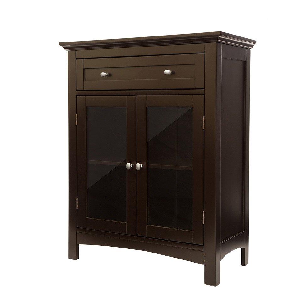 Storage Cabinet Wood Glitzhome Wooden Free Standing Storage Cabinet Reviews Wayfair