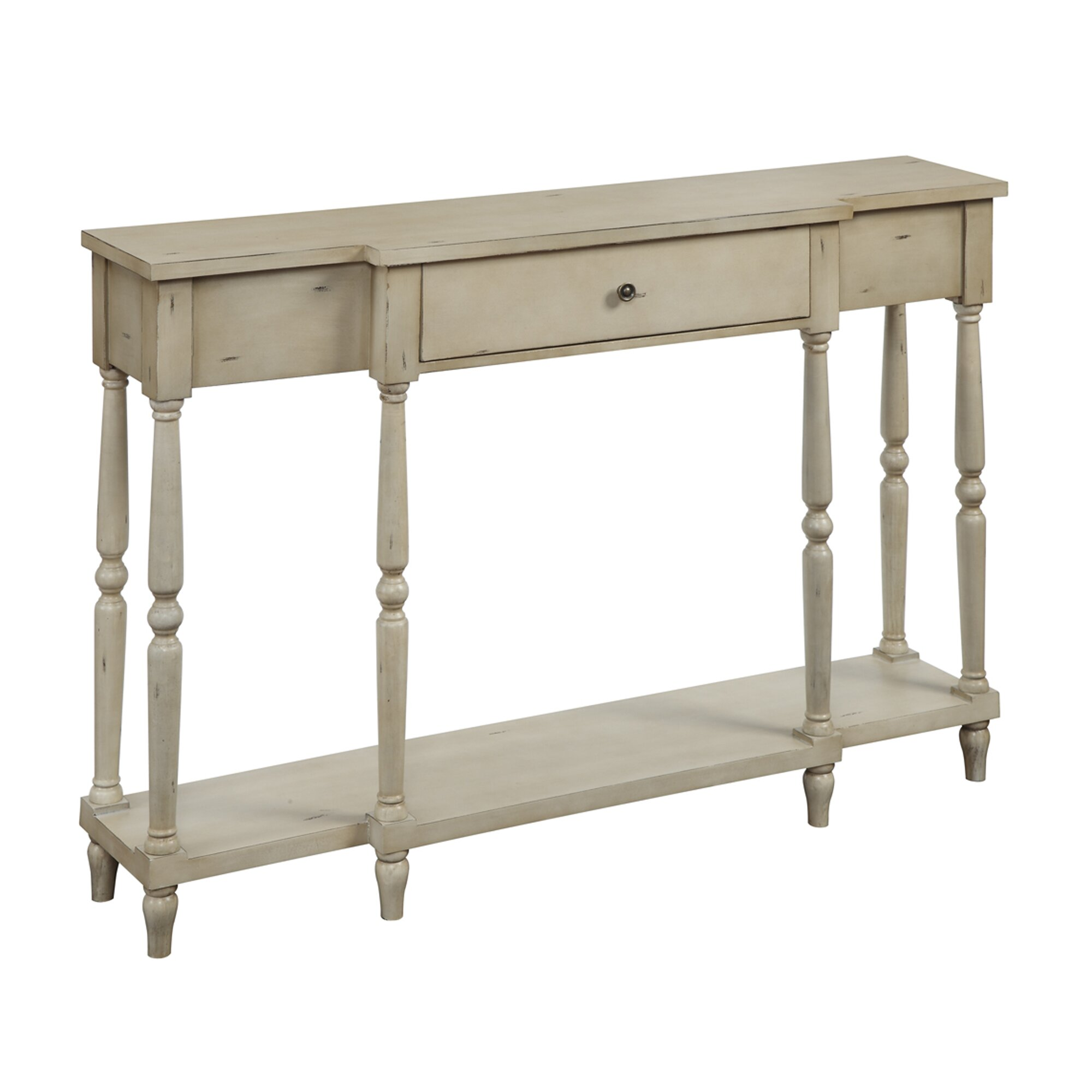 lark manor lisette console table & reviews | wayfair