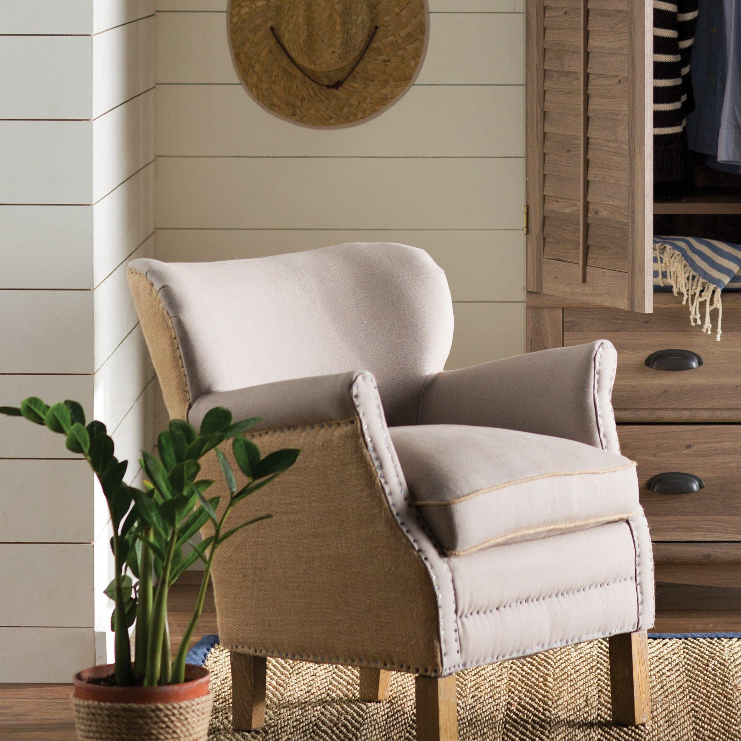 Lark manor arnaud arm chair amp reviews wayfair