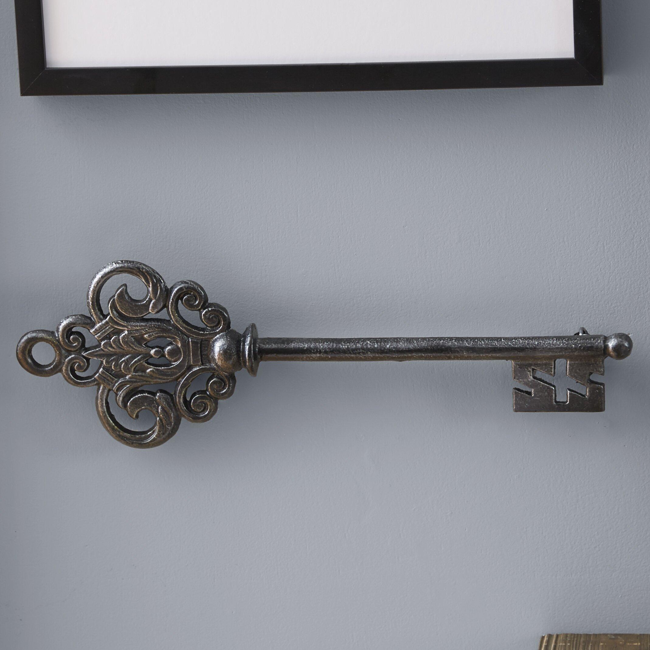 Lark Manoru0026trade; Skeleton Key Wall Decor