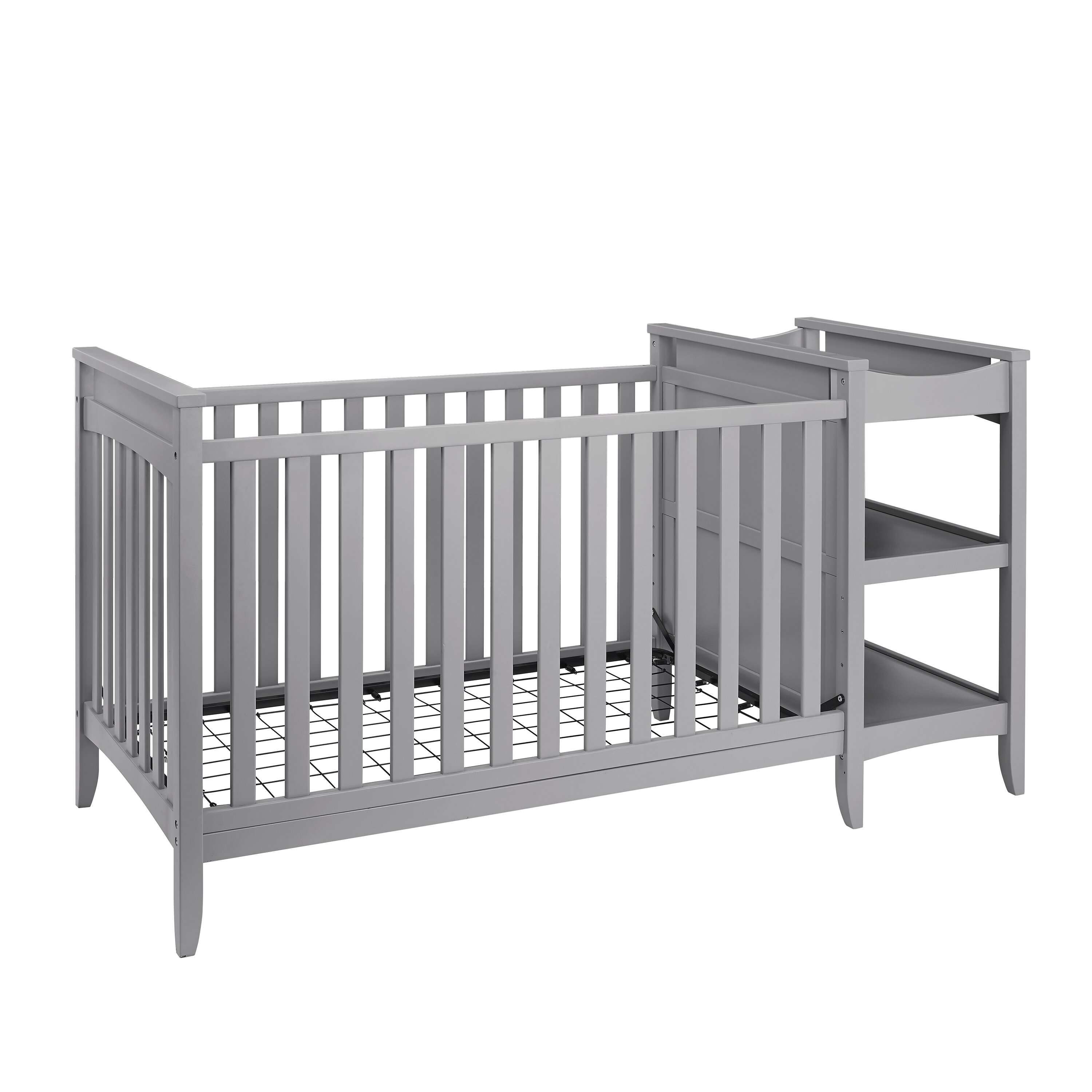 Crib for sale san diego - Baby Relax Emma 2 In 1 Convertible Crib With Changing Table