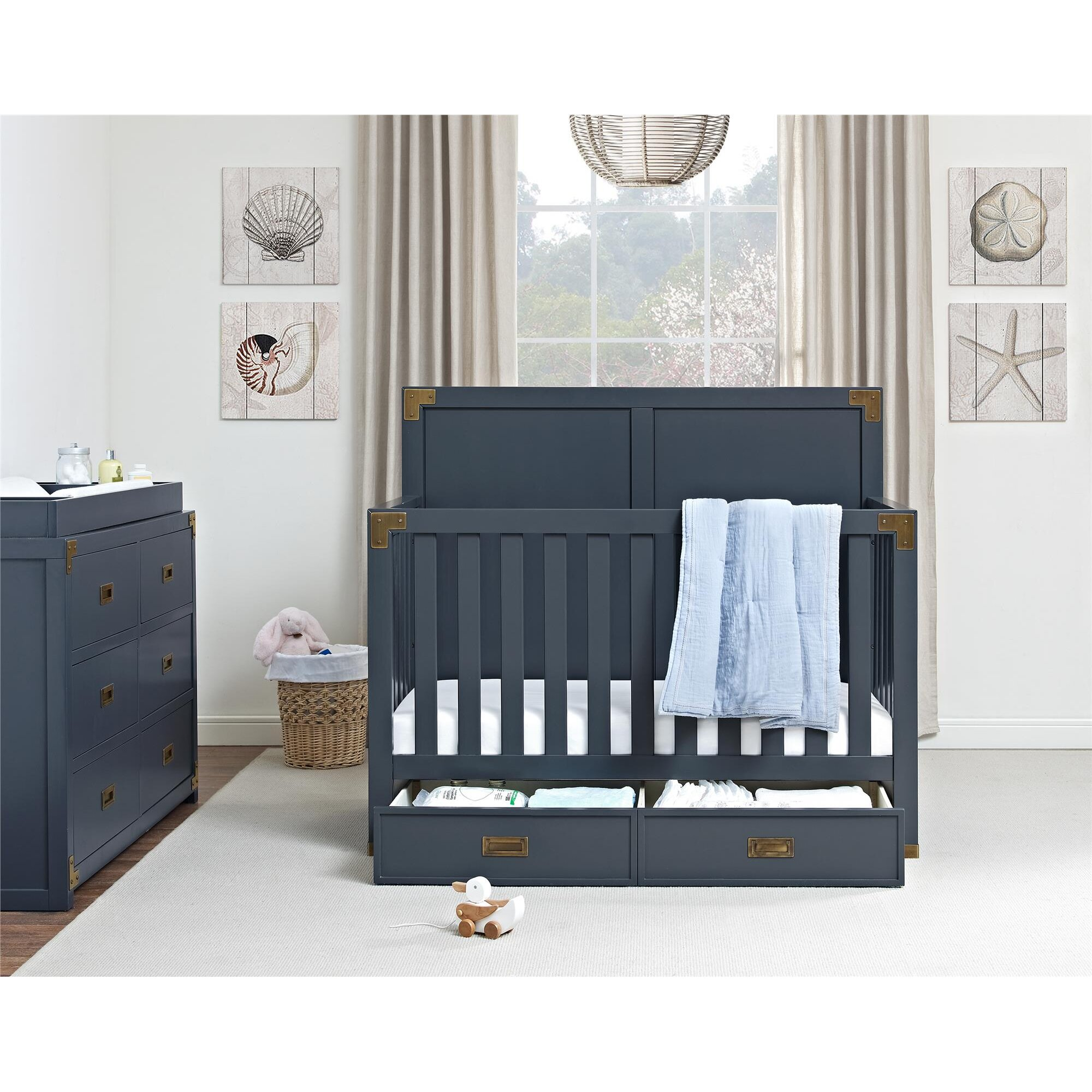 Baby cribs jacksonville fl - Viv Rae Trade Agustos 4 In 1 Convertible Crib