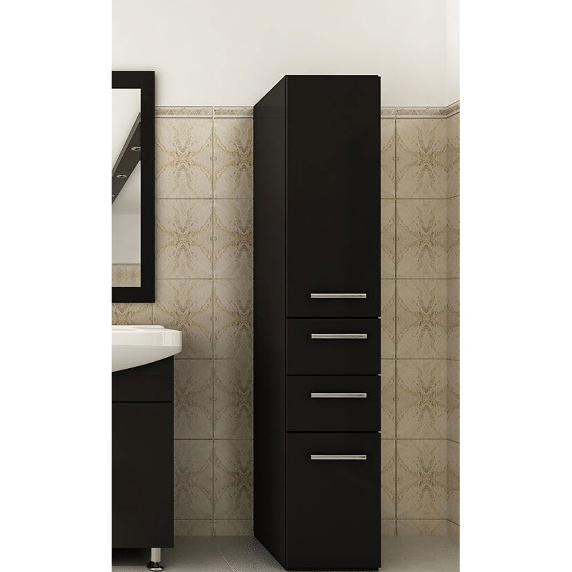 Bathroom Vanities Storage Cabinets Laundry Hamper Tall With Basket Tomthetrader Com