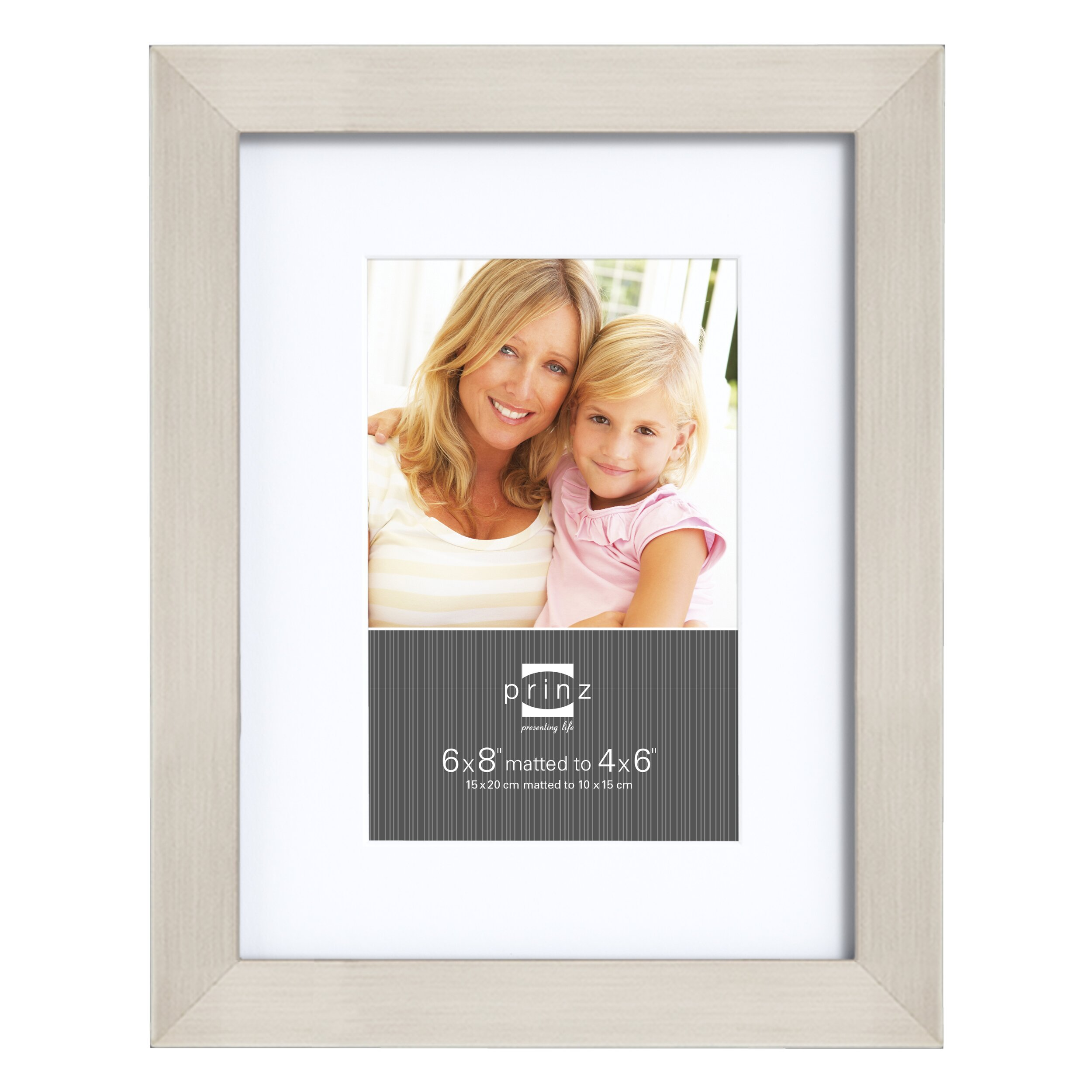 prinz gallery expressions styrene picture frame