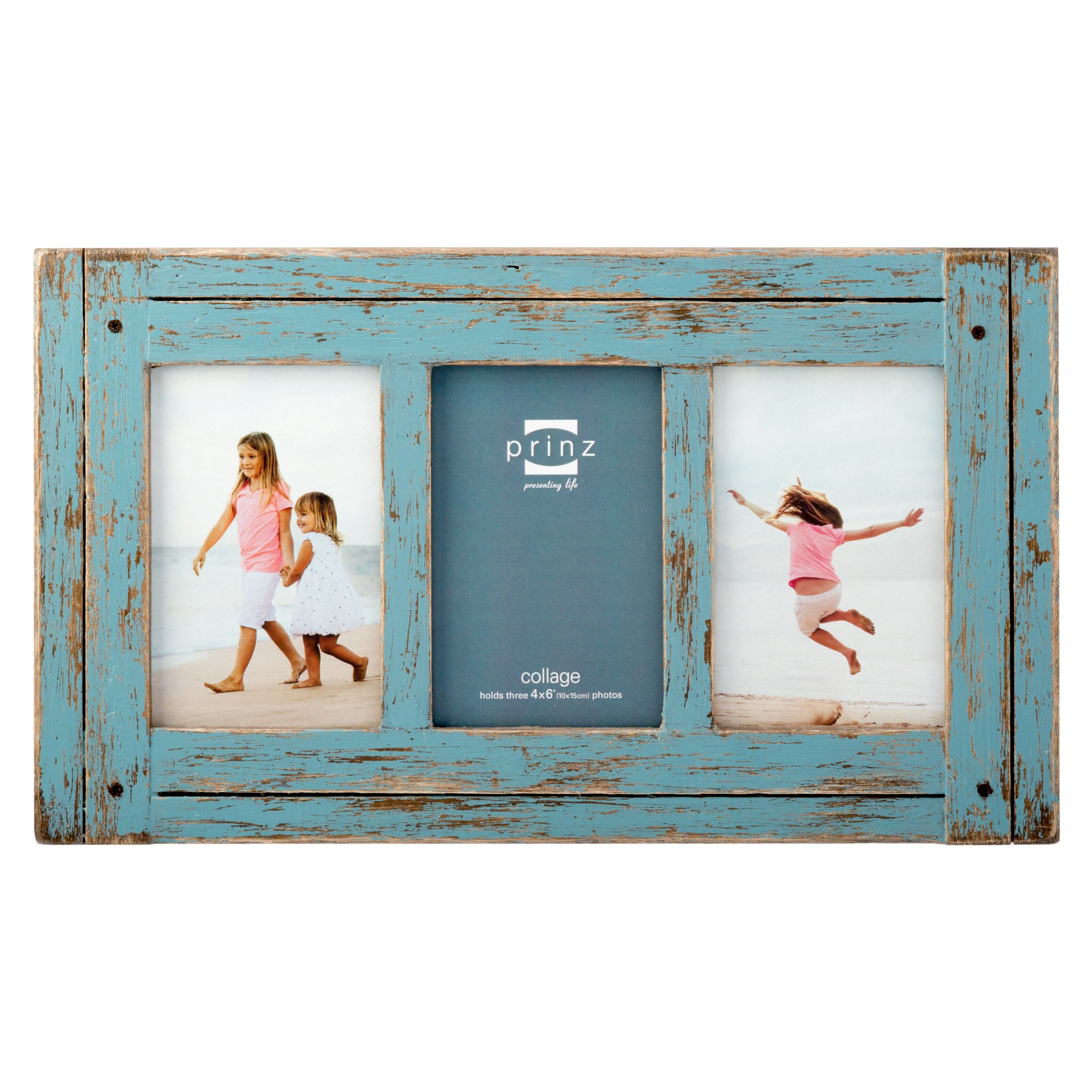 homestead wood plank picture frame