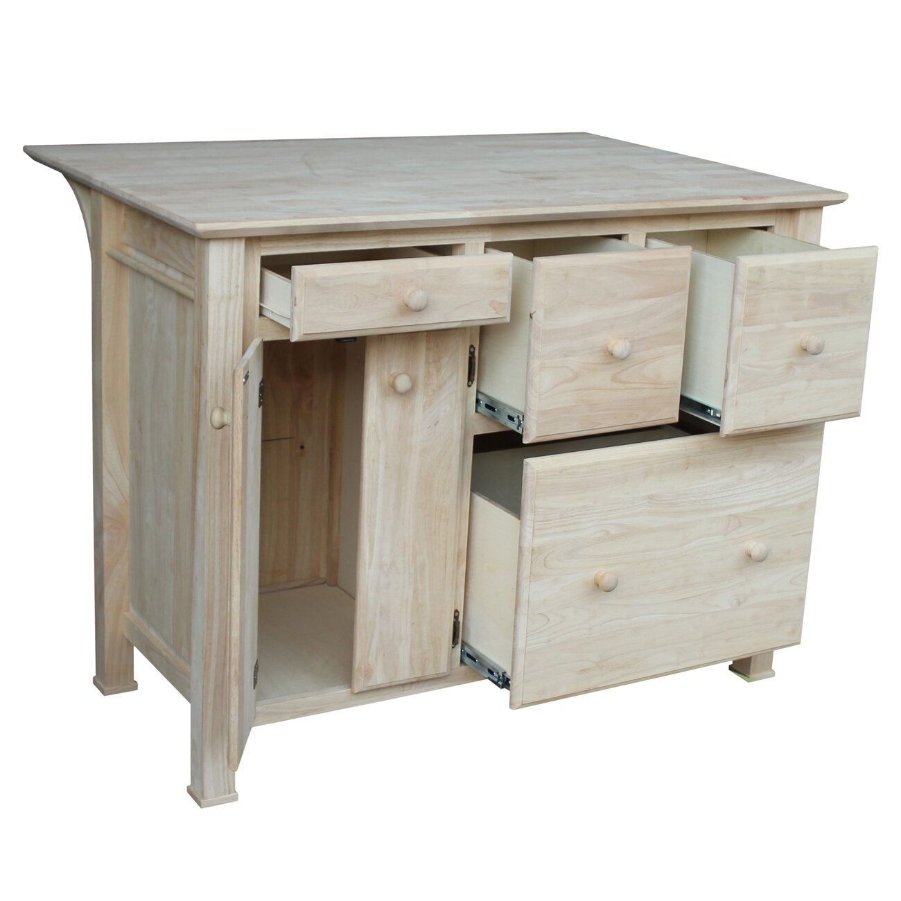 Rustic Kitchen Island Rustic Kitchen Islands Carts Youll Love Wayfair