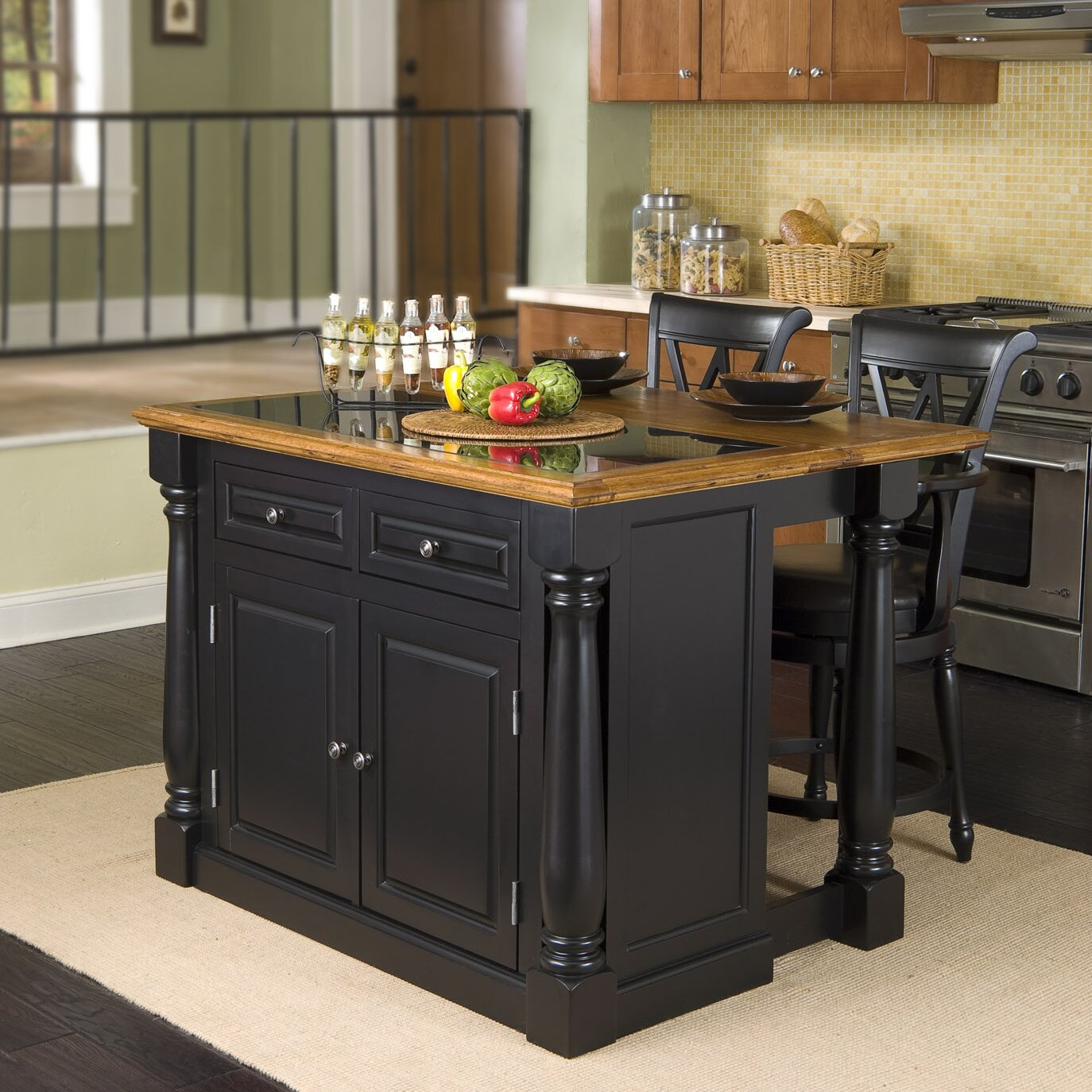 superior Wayfair Kitchen Island #6: August Groveu0026reg; Kitchen Island