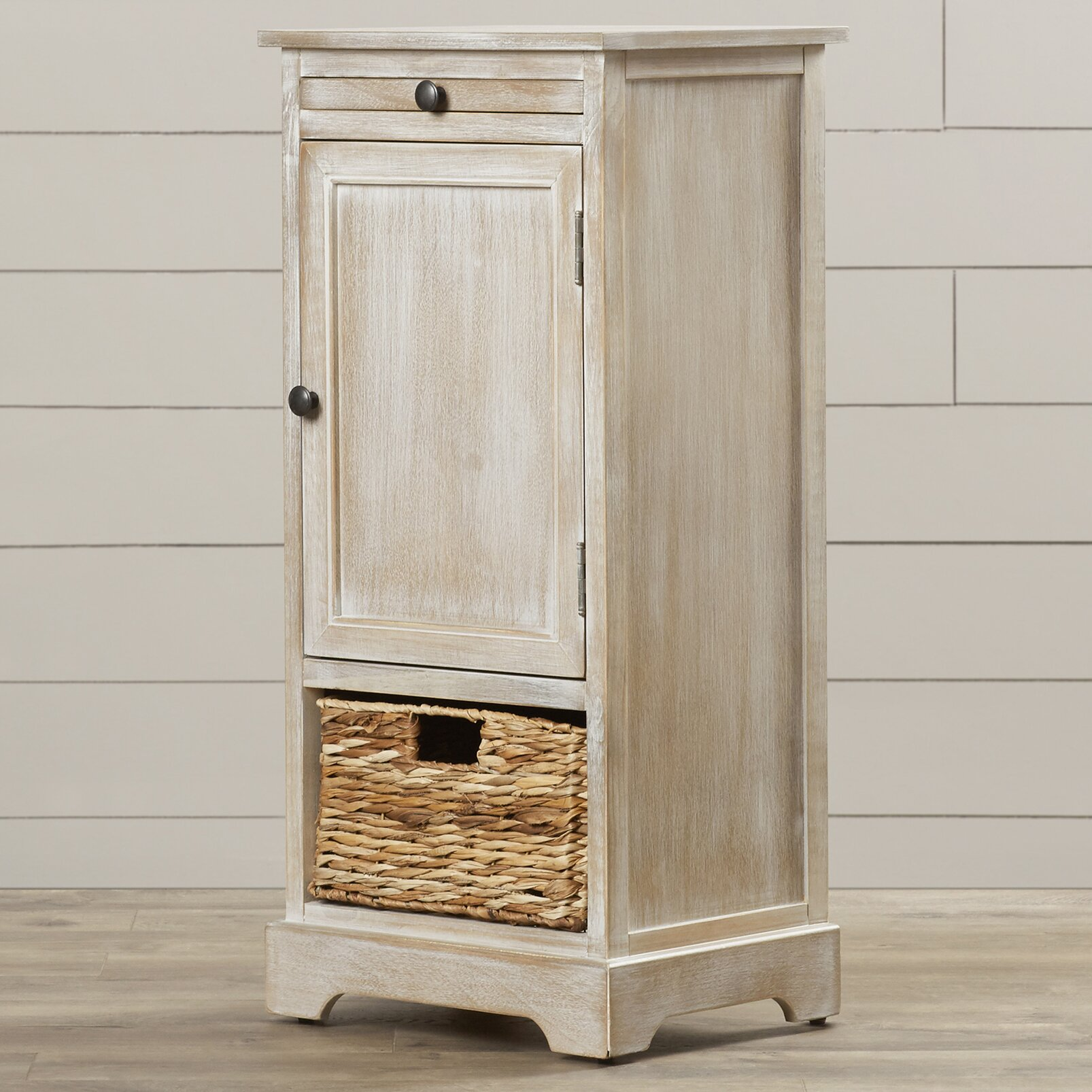 Tall Cabinet With Drawers August Grove Alma Tall 1 Drawer Storage Unit Reviews Wayfair